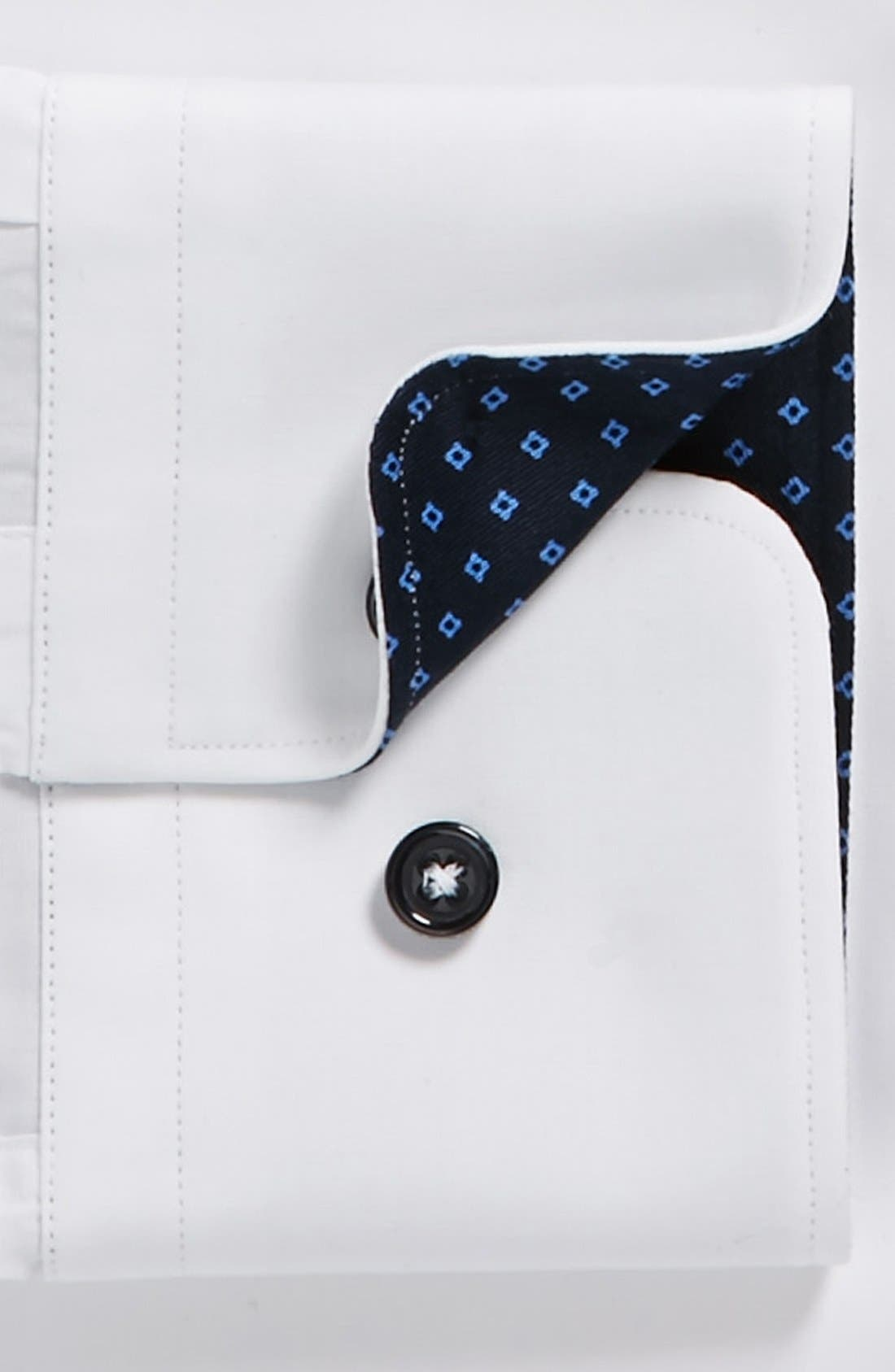 Alternate Image 2  - BOSS HUGO BOSS 'Juri' Slim Fit Dress Shirt