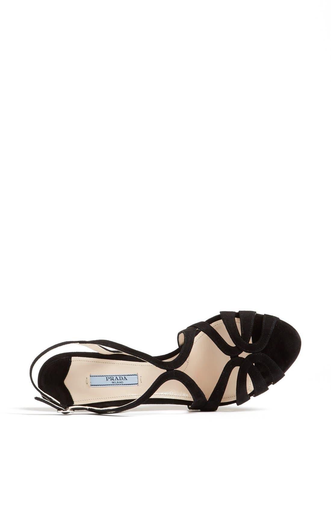 Alternate Image 3  - Prada Strappy Sandal