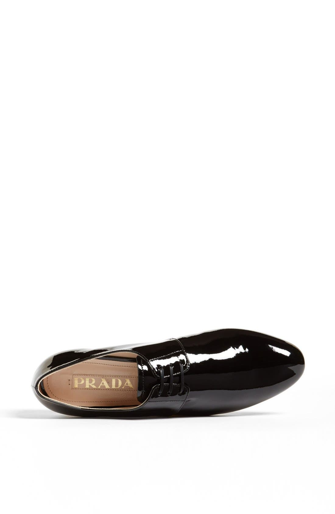 Alternate Image 3  - Prada Oxford Flat