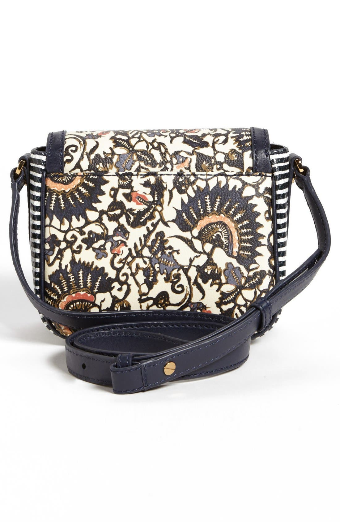 Alternate Image 4  - Tory Burch 'Jeweled' Leather Crossbody Bag