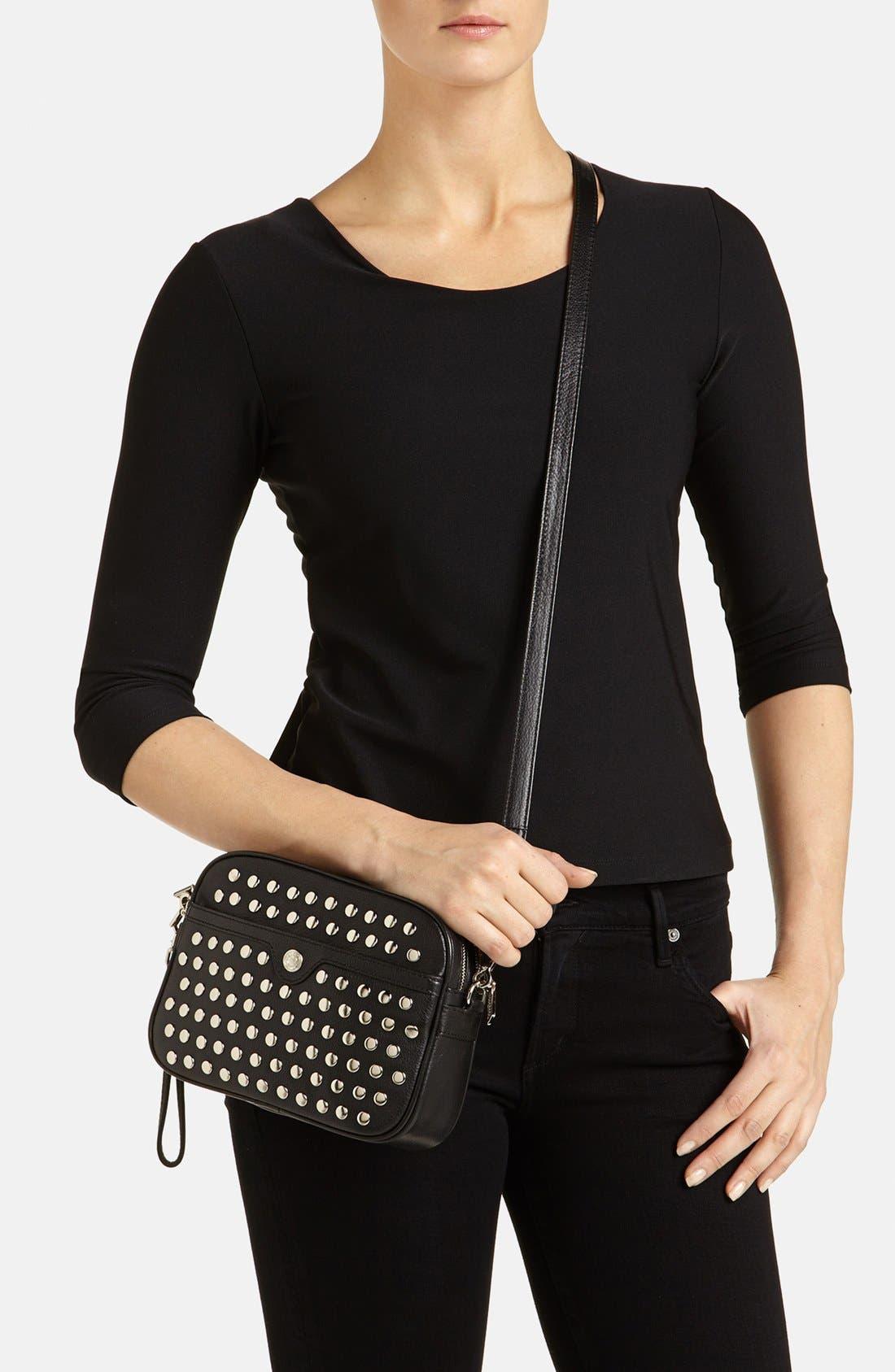 Alternate Image 2  - Rebecca Minkoff 'Rumor' Leather Crossbody Bag, Small