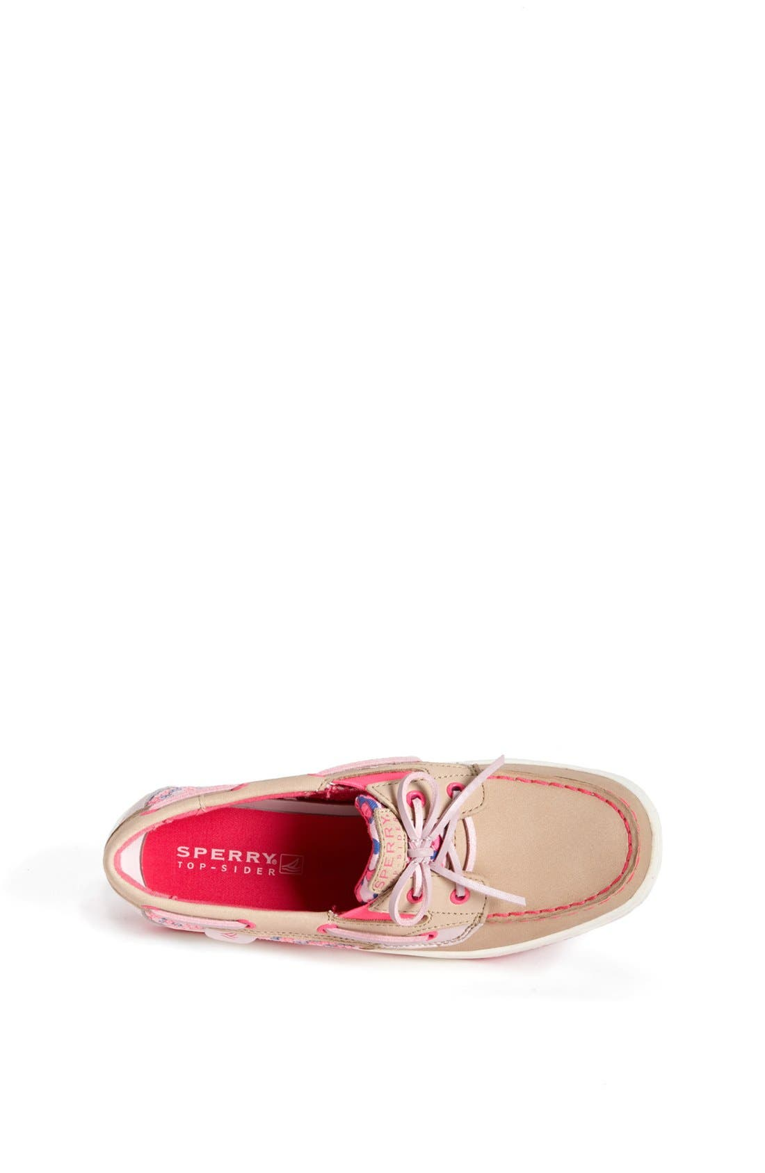 Alternate Image 3  - Sperry Top-Sider® 'Butterflyfish' Boat Shoe (Walker, Toddler, Little Kid & Big Kid)