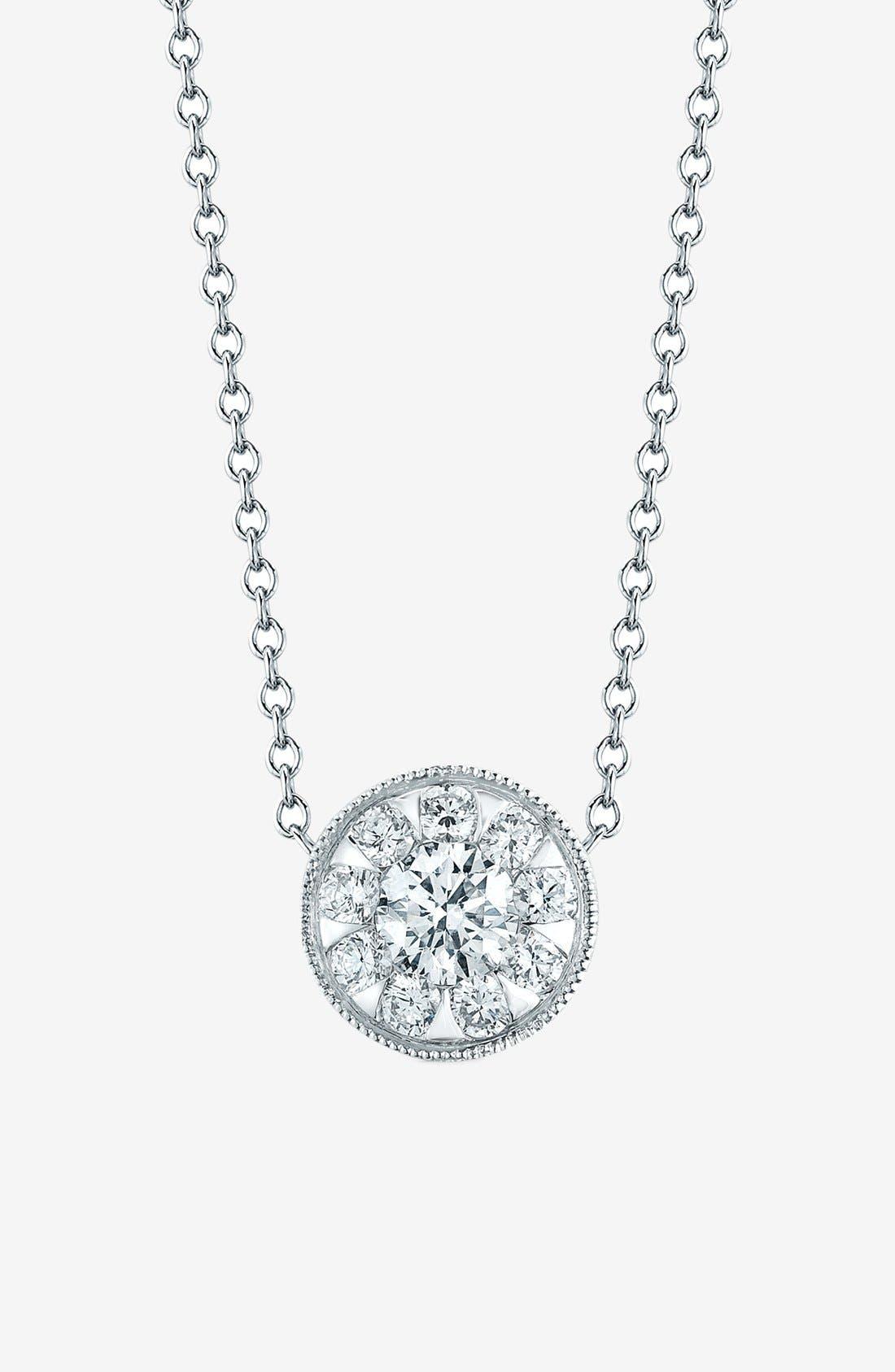 Alternate Image 1 Selected - Kwiat 'Sunburst' Pendant Necklace