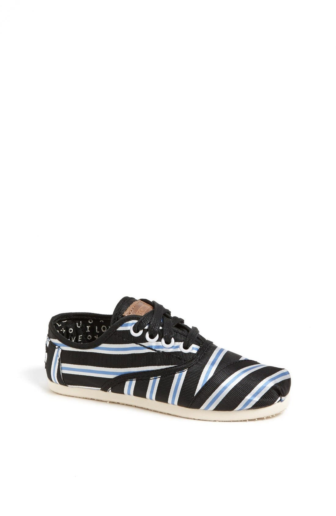 Alternate Image 1 Selected - TOMS 'Cordones - Tabitha Simmons' Slip-On (Toddler, Little Kid & Big Kid) (Limited Edition)