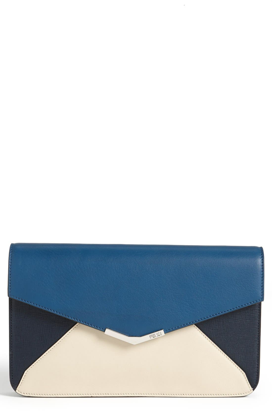 Alternate Image 1 Selected - Fendi 'Petit 2Jours' Clutch