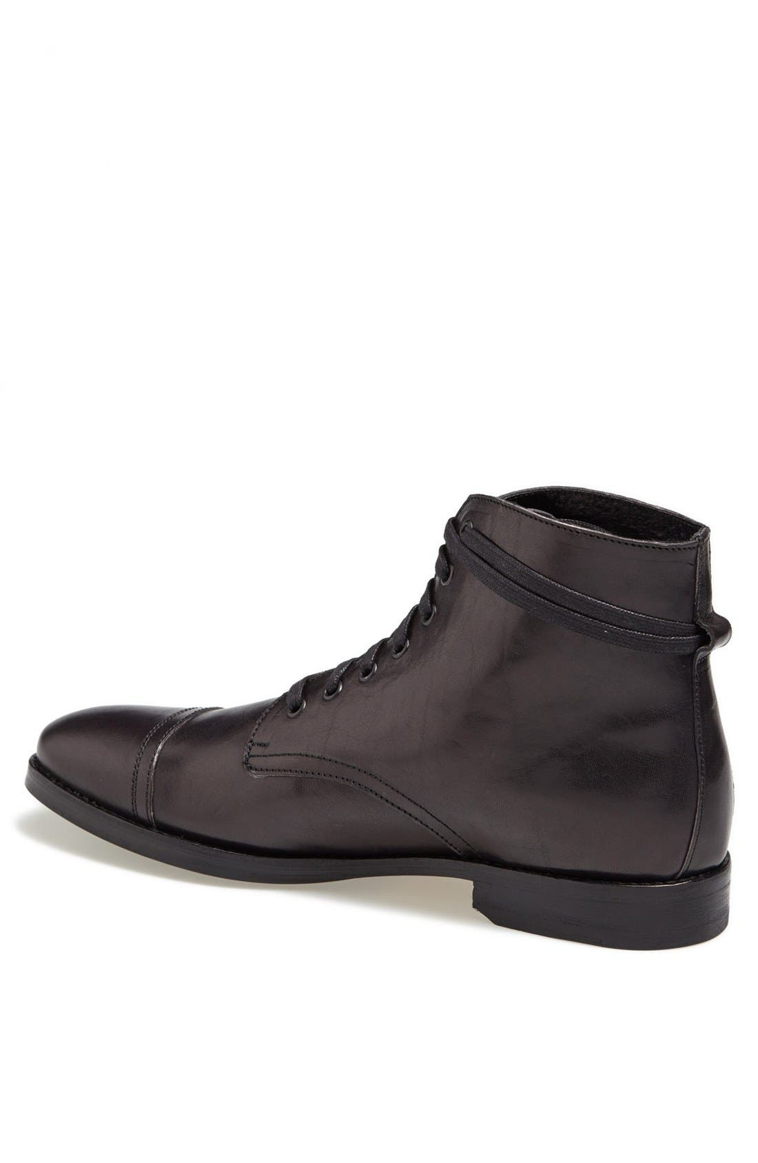 Alternate Image 2  - Maison Forte 'Malleus II' Cap Toe Boot