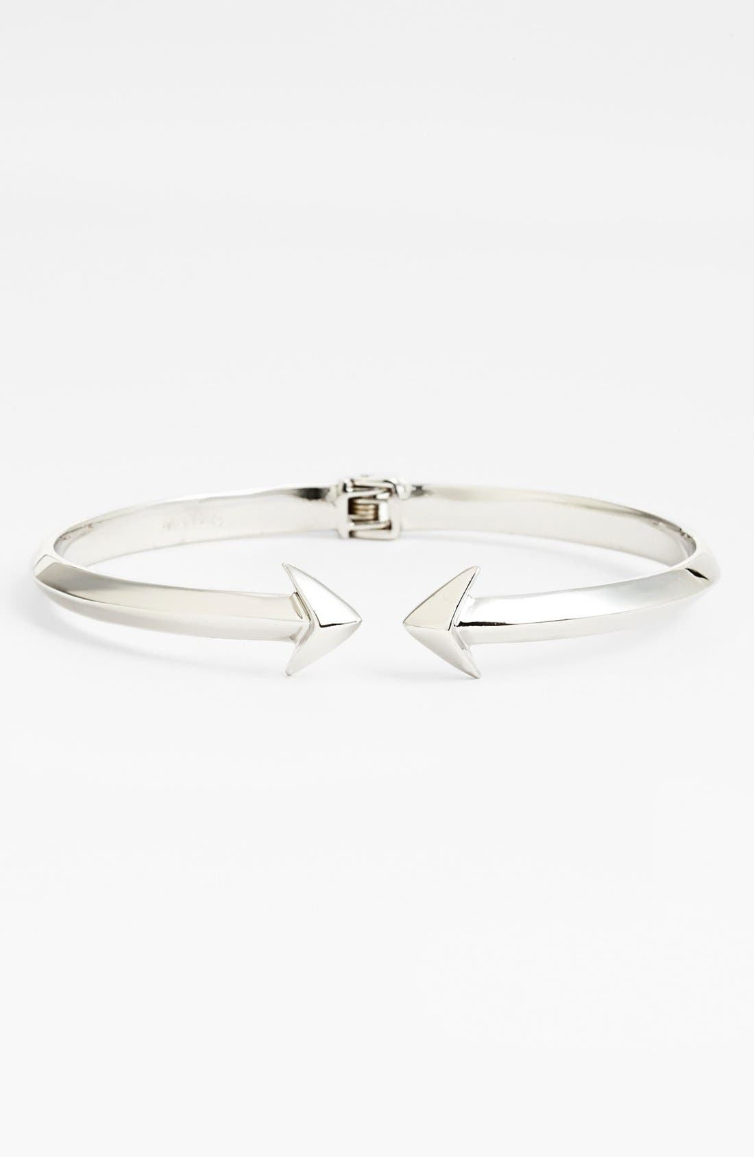 Alternate Image 1 Selected - Mateo Bijoux 'Arrowhead' Hinge Bracelet