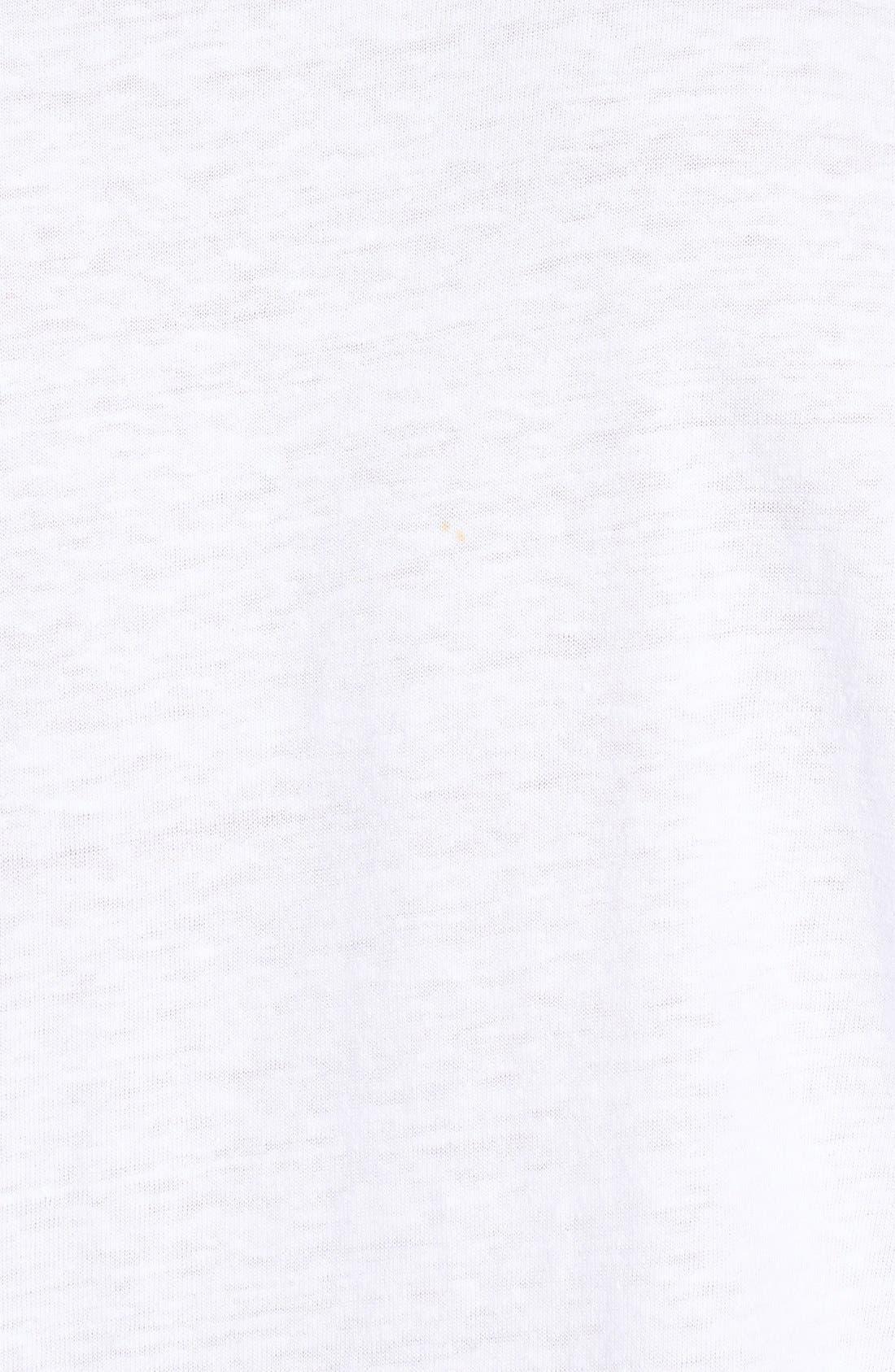 Alternate Image 3  - Junk Food 'Basquiat Dinosaur' Graphic Crewneck T-Shirt