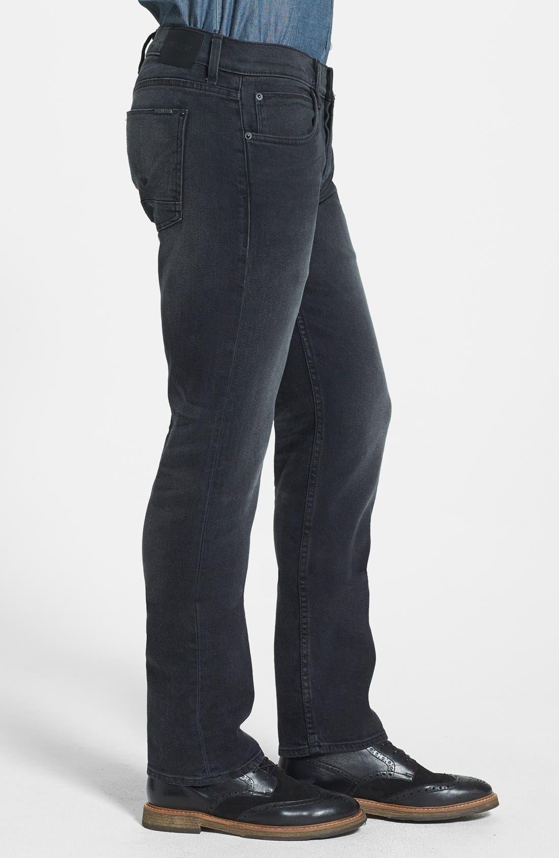 Alternate Image 3  - Hudson Jeans 'Byron' Straight Leg Jeans (Legion)