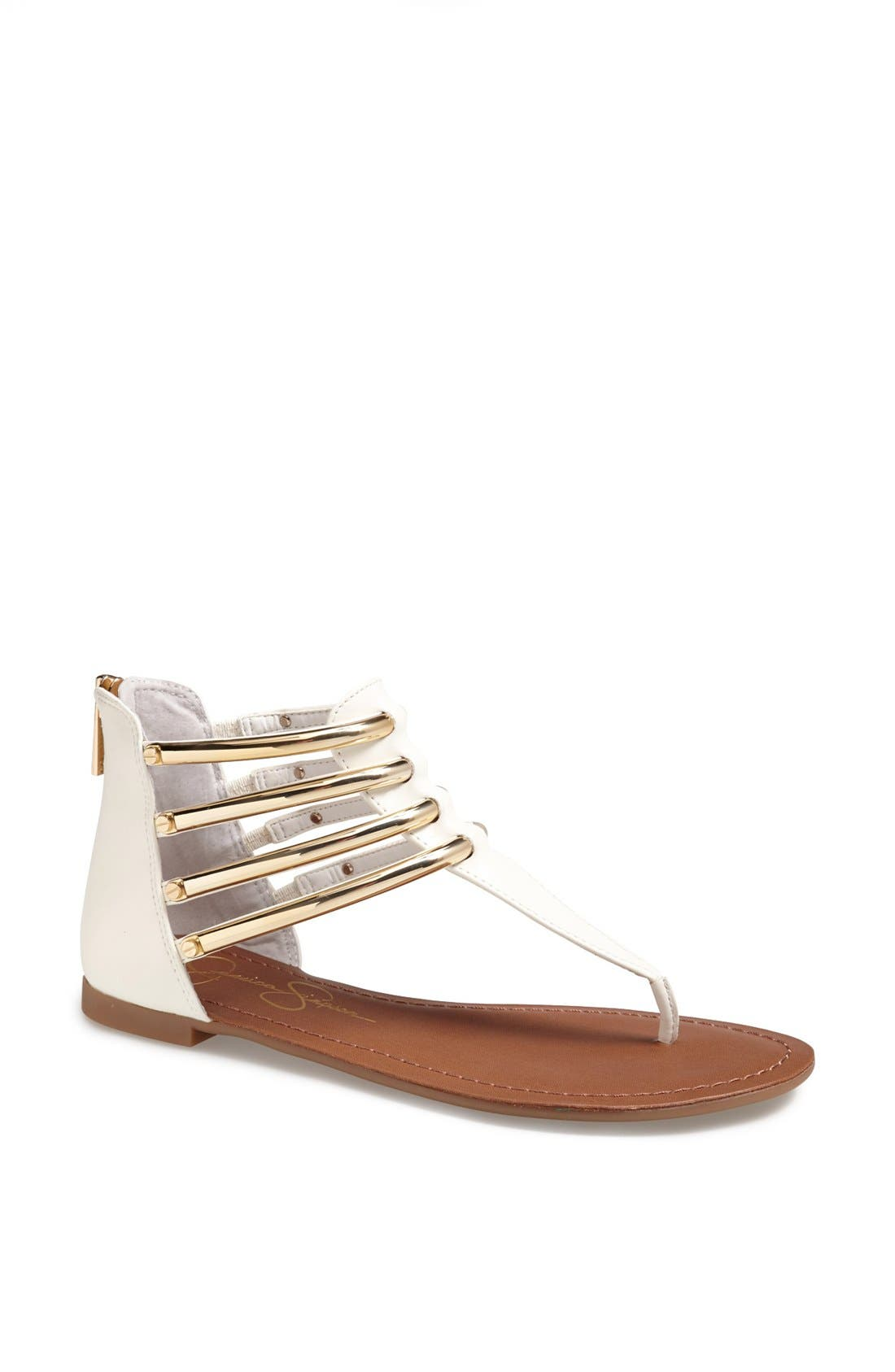 Alternate Image 1 Selected - Jessica Simpson 'Gionara' Thong Sandal