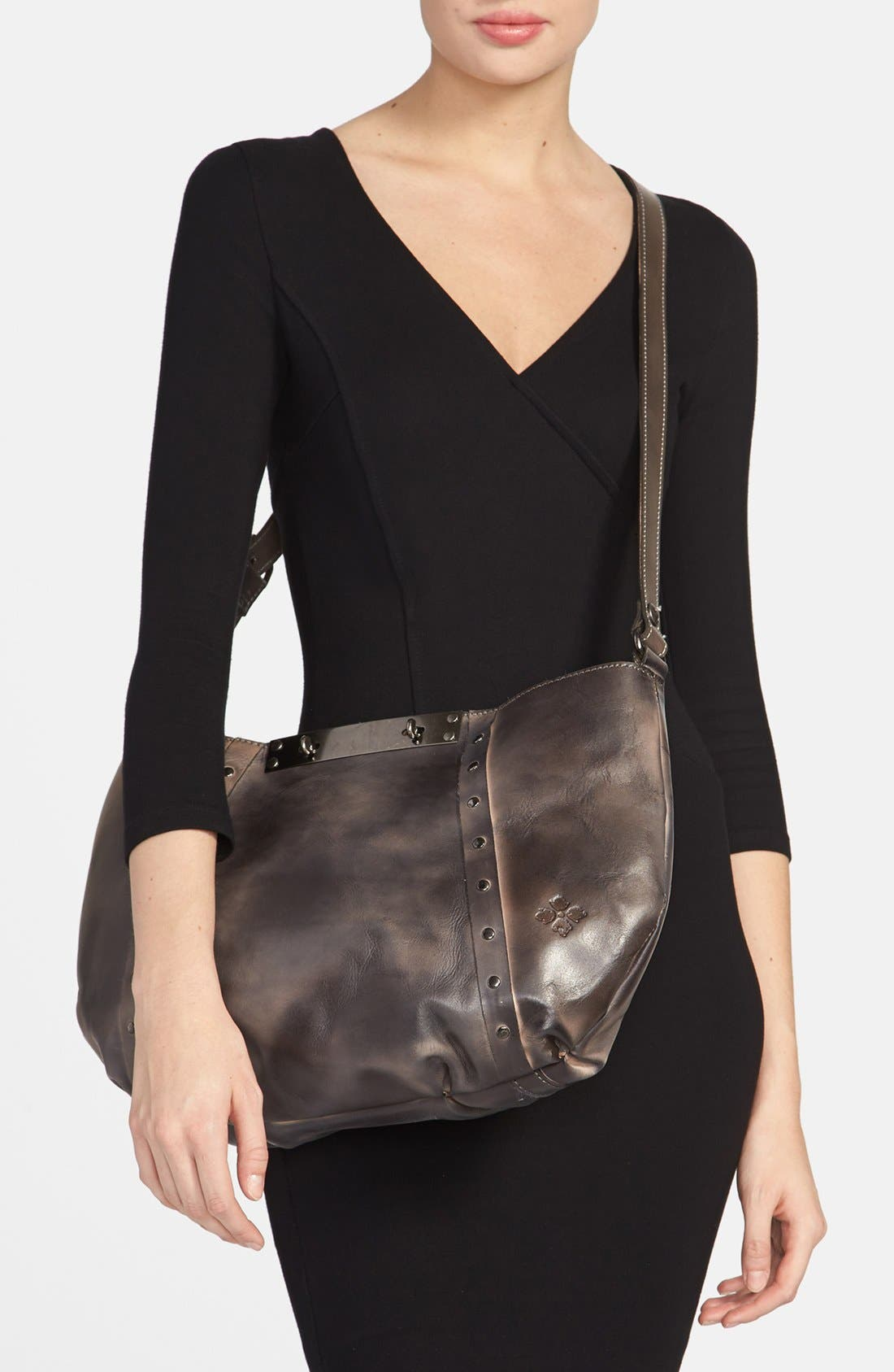 Alternate Image 2  - Patricia Nash 'Bucciano' Leather Shoulder Bag