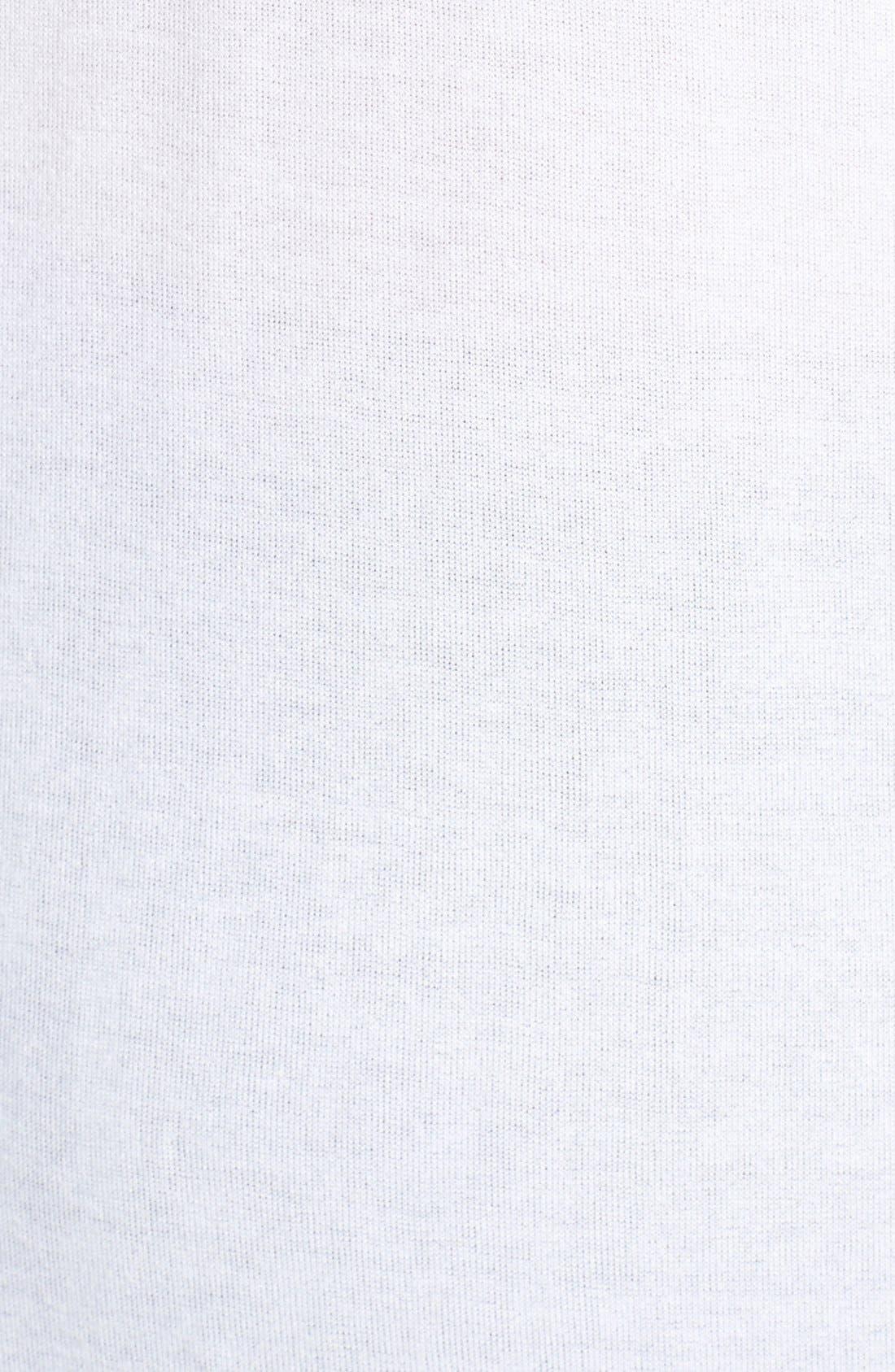 Alternate Image 3  - Bobeau Graphic Short Sleeve Tee (Plus Size)