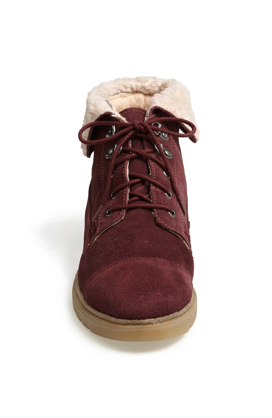 Alternate Image 3  - Topshop 'Murry' Cuffed Hiker Boot