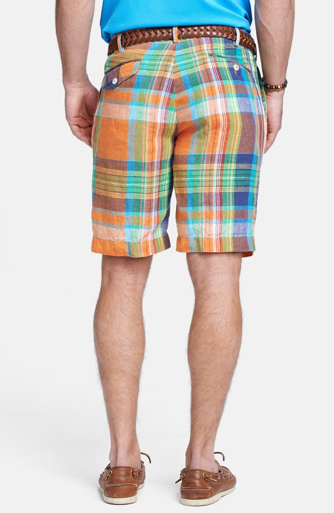 Alternate Image 2  - Polo Ralph Lauren Classic Fit Shorts