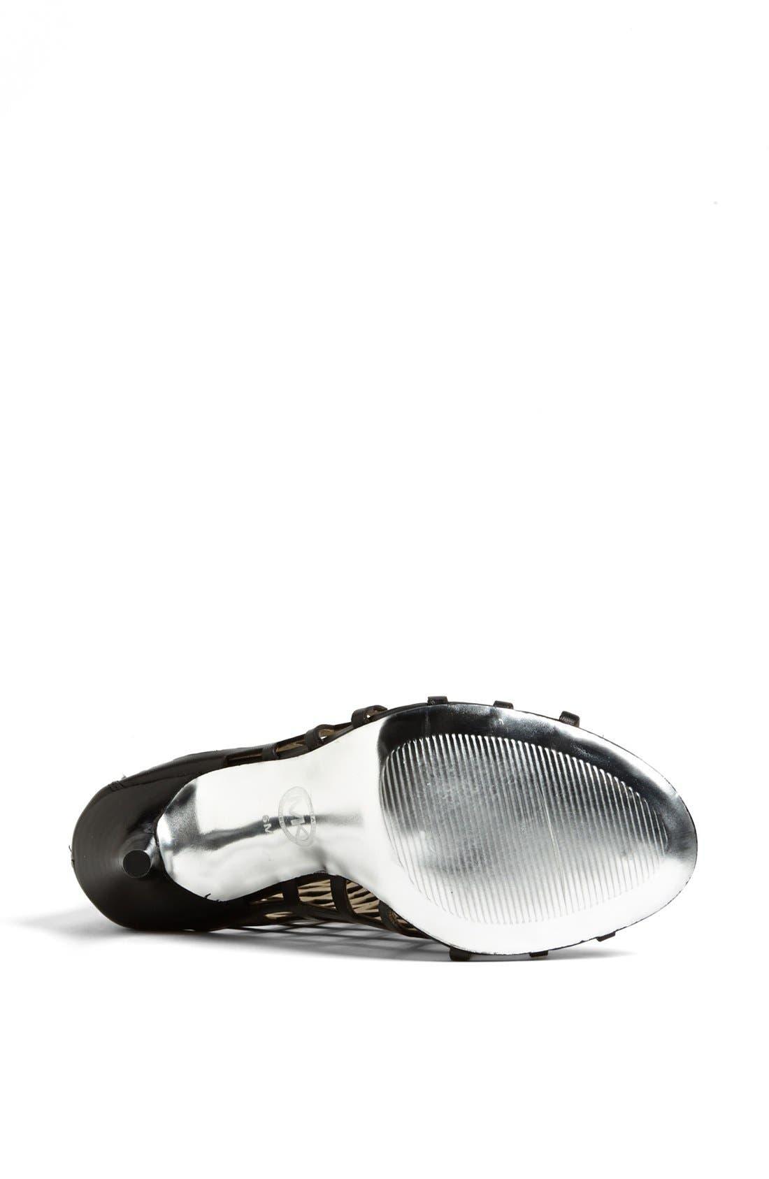 Alternate Image 4  - MICHAEL Michael Kors 'Larissa' Leather Boot