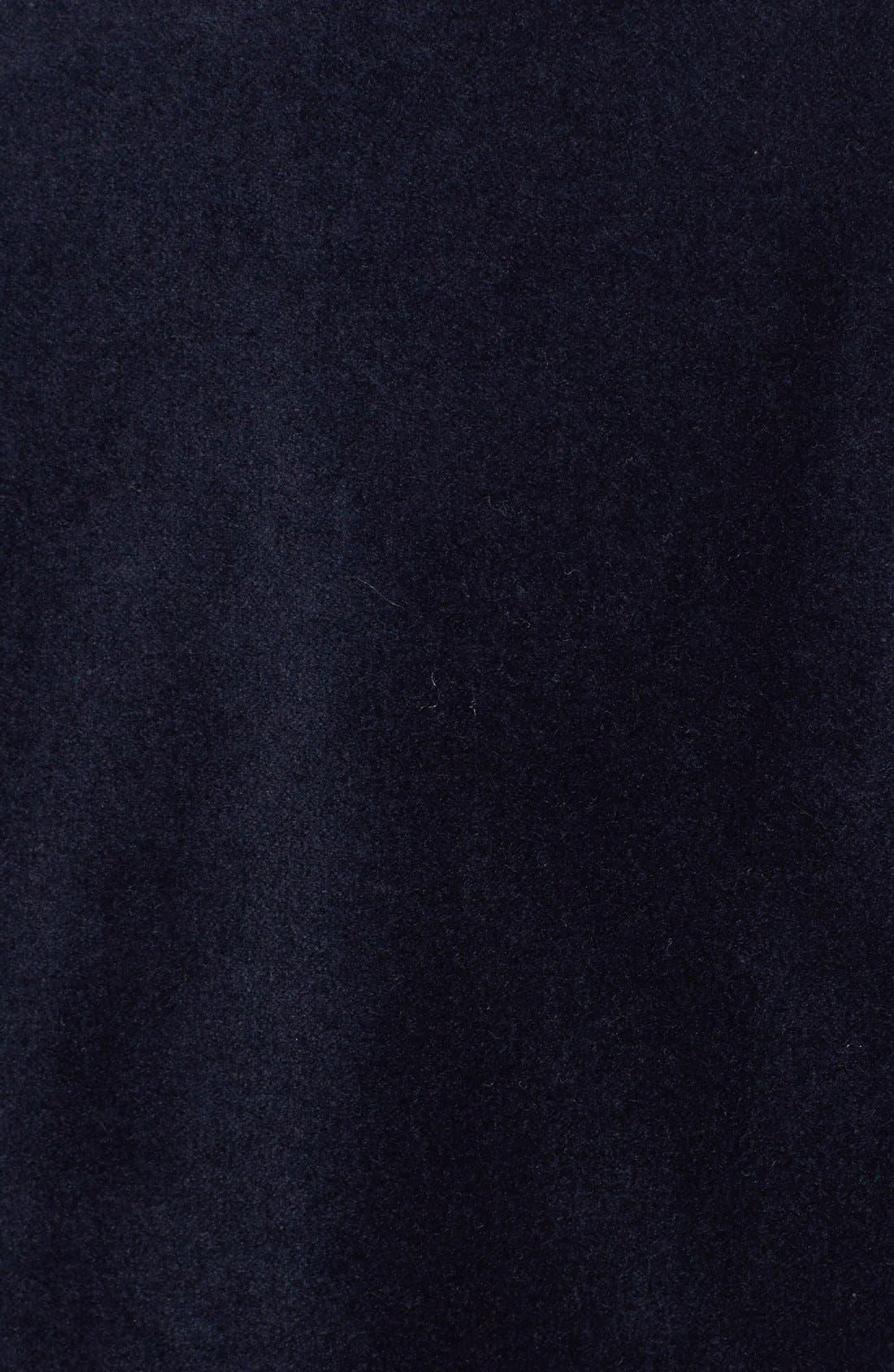 Alternate Image 3  - Tildon Velvet Blazer
