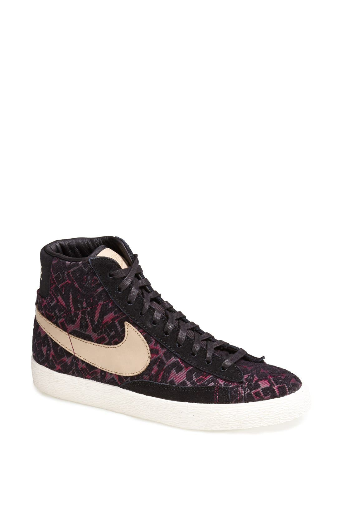Alternate Image 1 Selected - Nike 'Blazer Mid' Sneaker (Women)