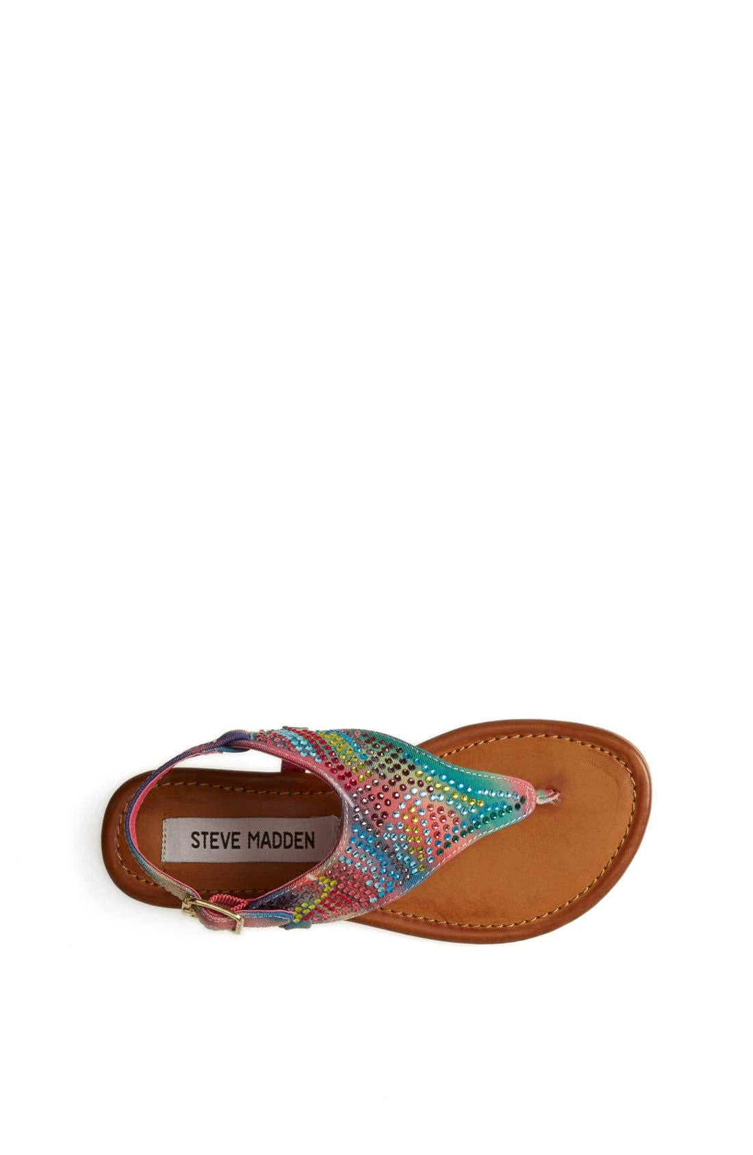 Alternate Image 3  - Steve Madden 'Bizee' Sandal (Toddler, Little Kid & Big Kid)