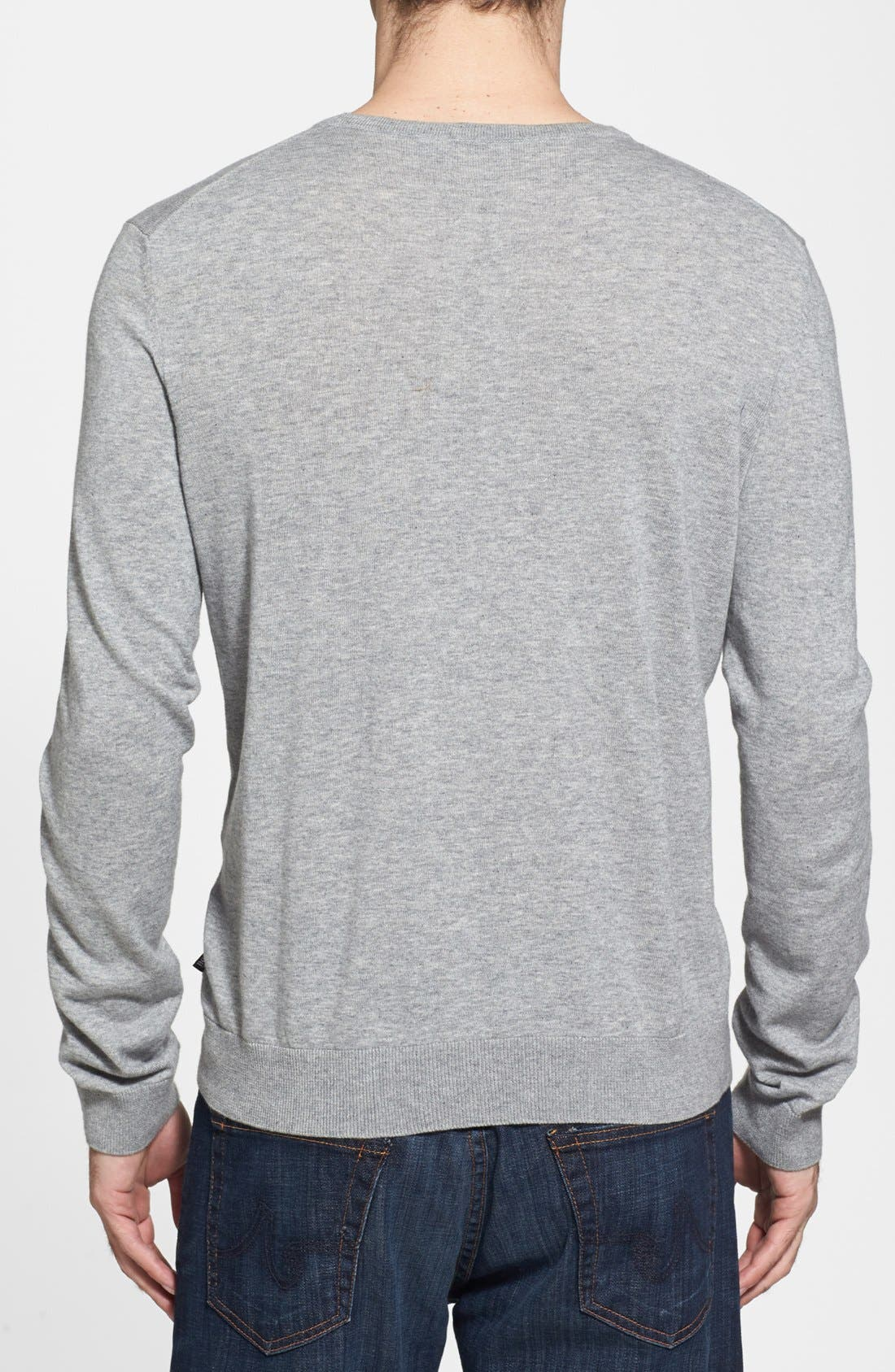 Alternate Image 2  - BOSS HUGO BOSS 'Perinus' Crewneck Sweater