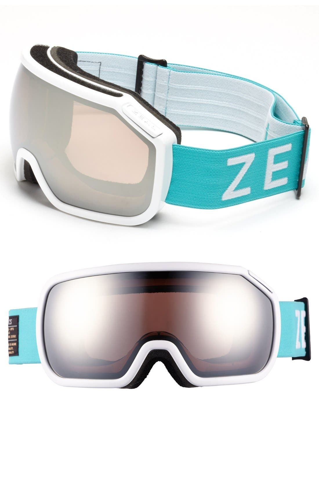 Alternate Image 1 Selected - Zeal Optics 'Fargo' Polarized Snow Goggles