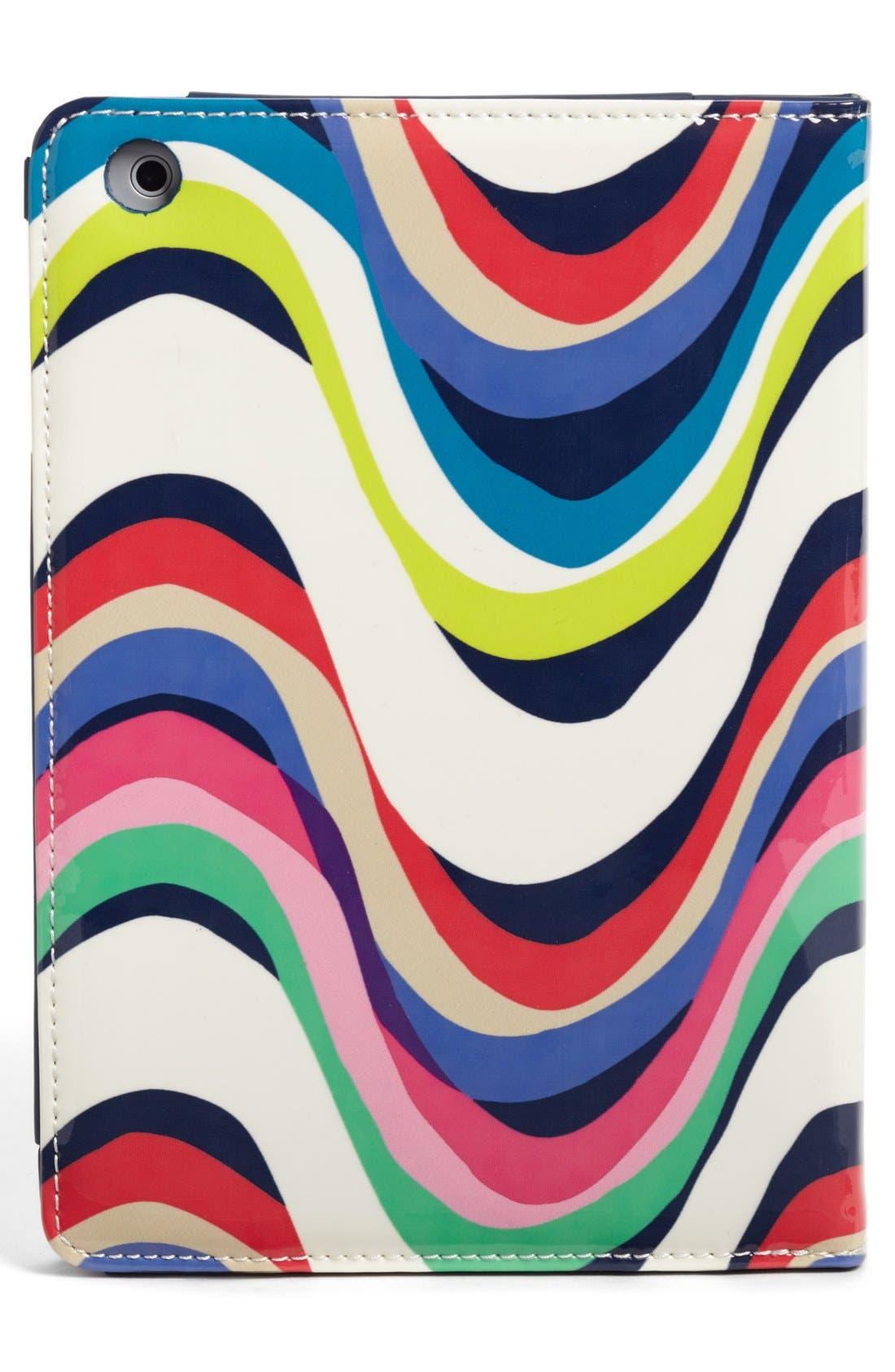Alternate Image 4  - kate spade new york 'brighton wave' iPad mini folio