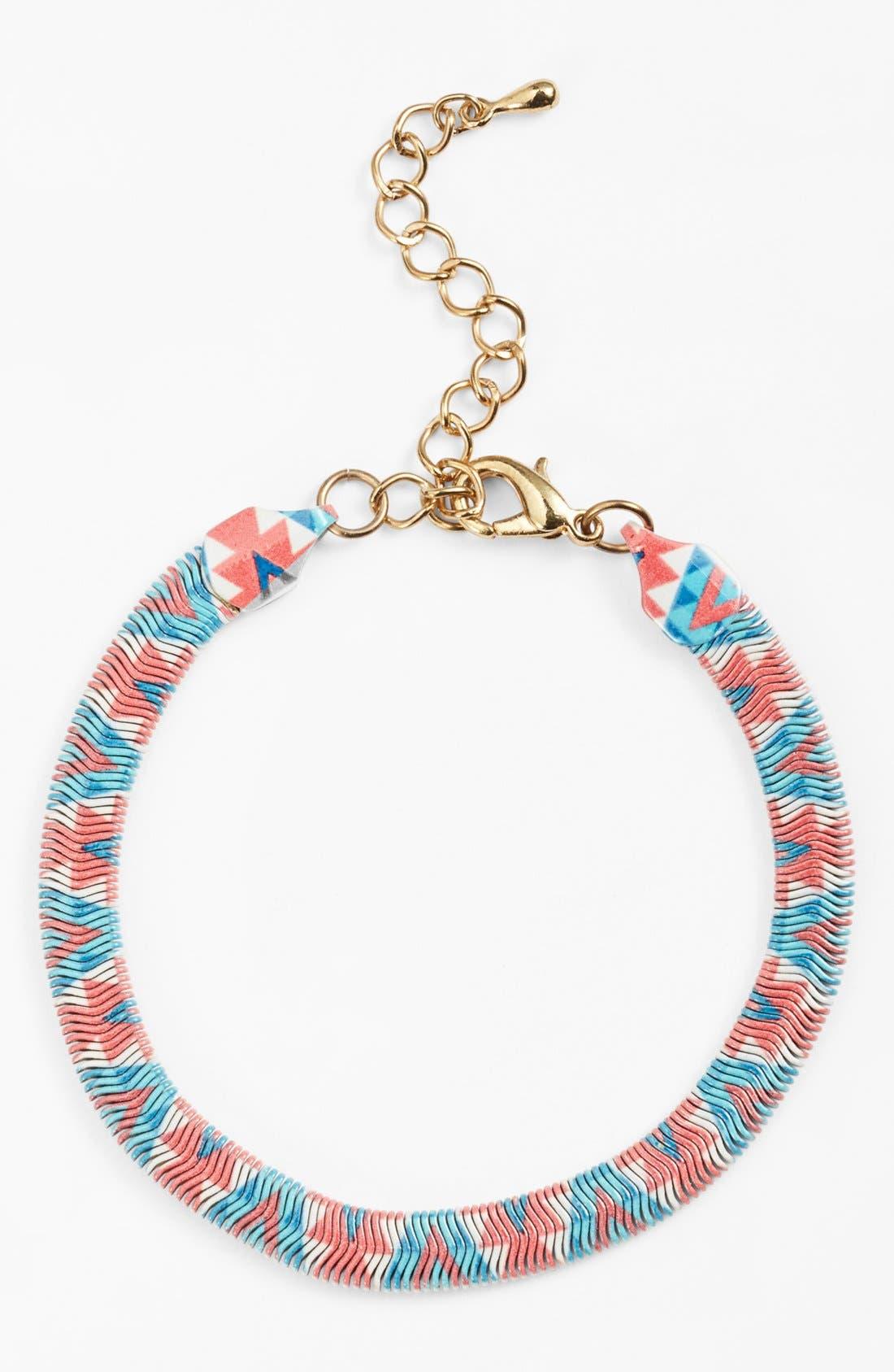 Alternate Image 1 Selected - Nico New York Chain Bracelet