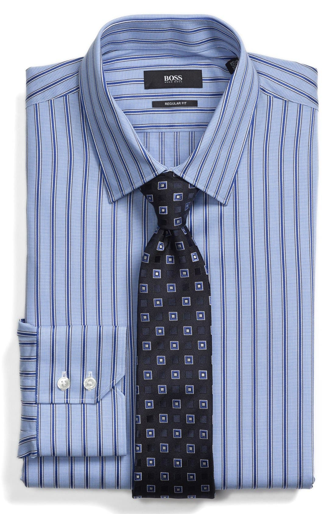 Alternate Image 3  - BOSS HUGO BOSS 'Gulio' US Regular Fit Dress Shirt