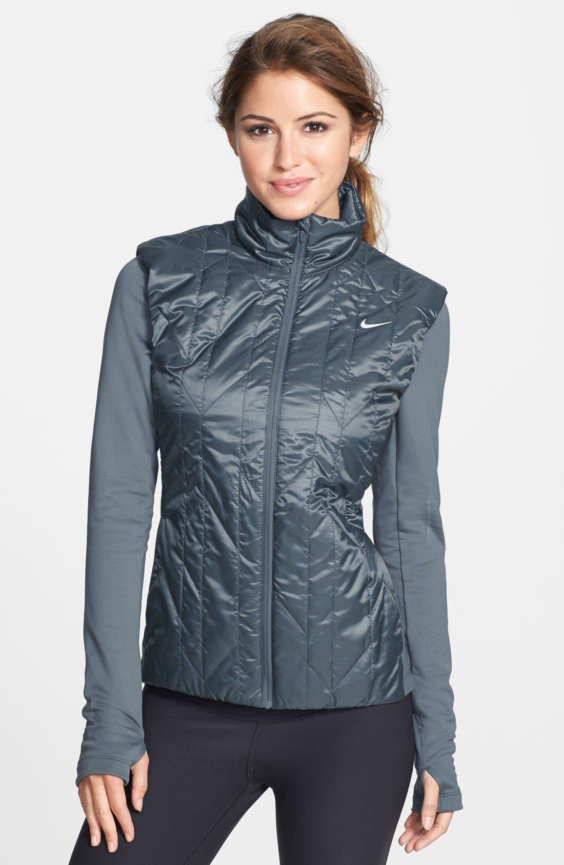 Alternate Image 1 Selected - Nike 'Bowerman' PrimaLoft® Hybrid Jacket