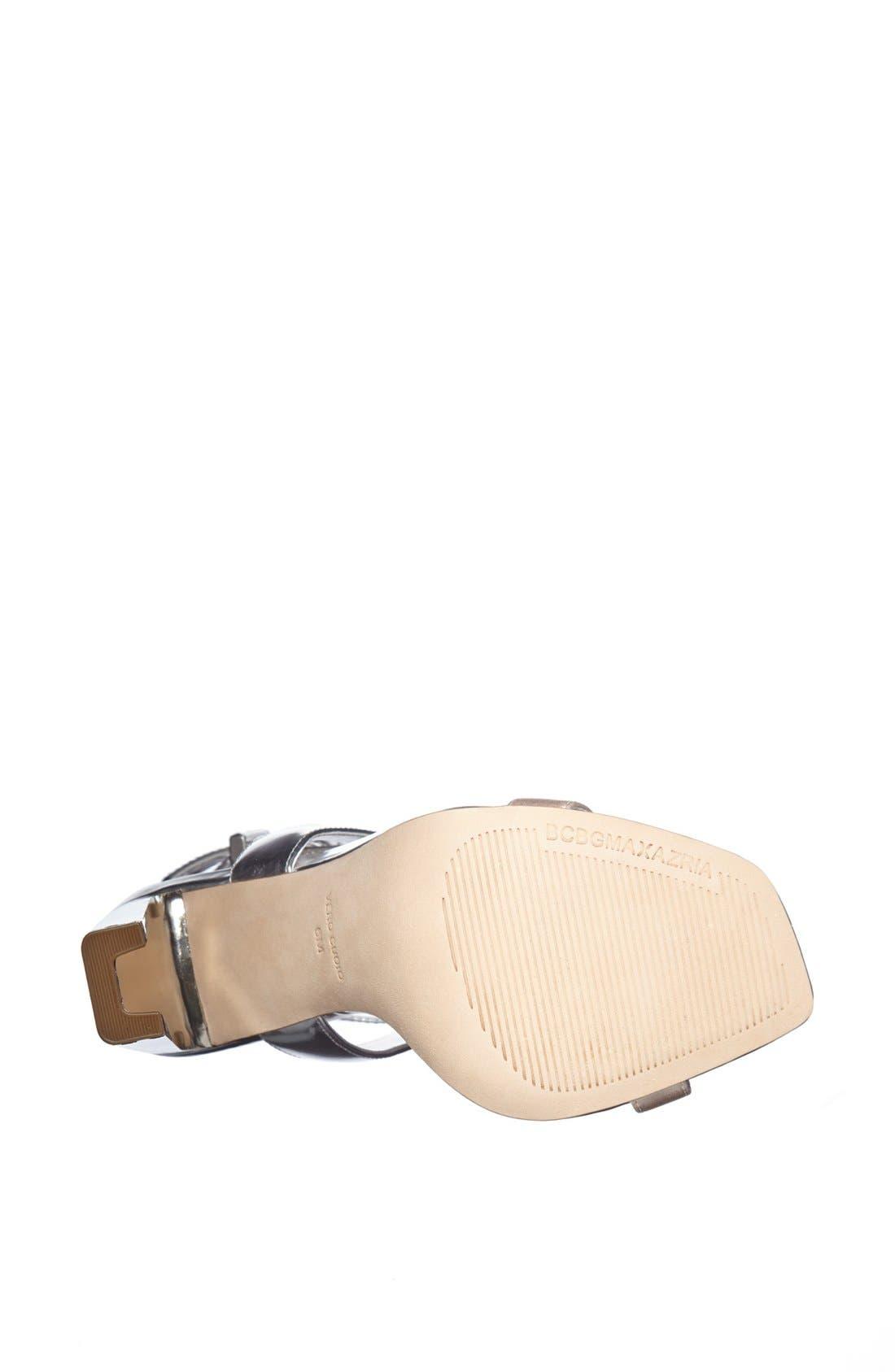Alternate Image 4  - BCBGMAXAZRIA 'Paycer' Sandal