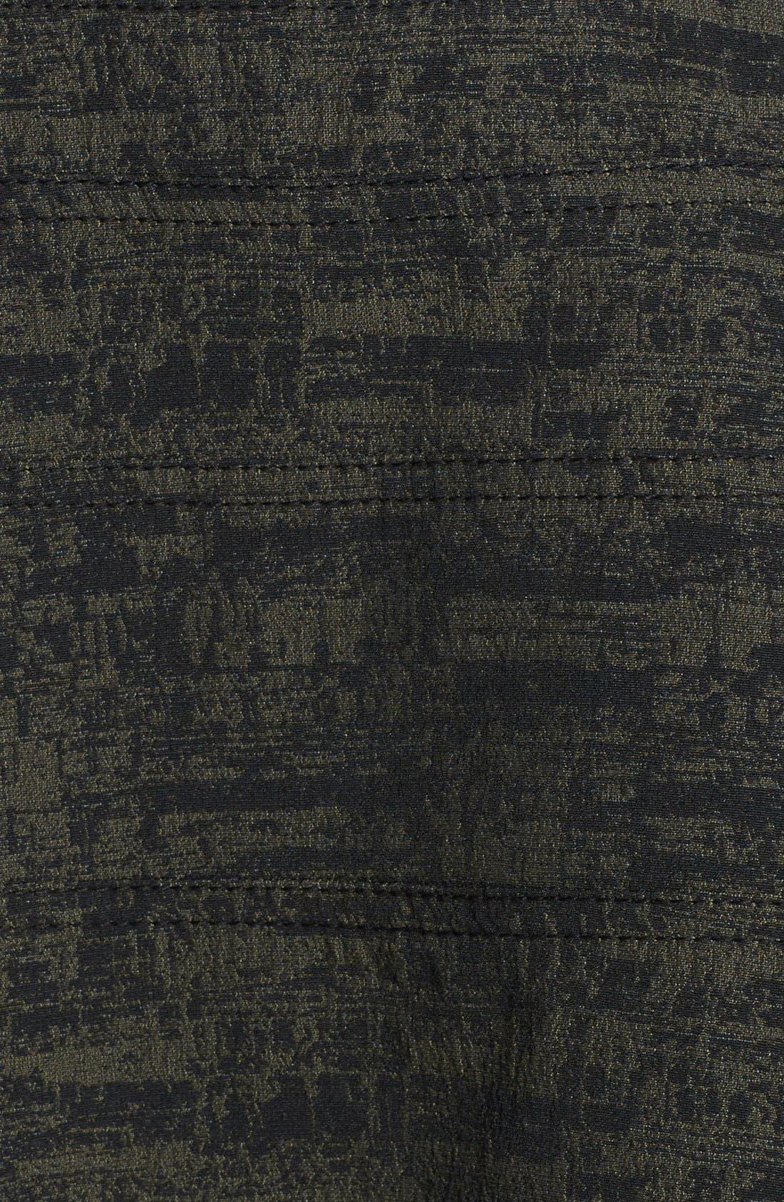 Alternate Image 4  - Diane von Furstenberg 'Rebecca' Woven A-Line Dress