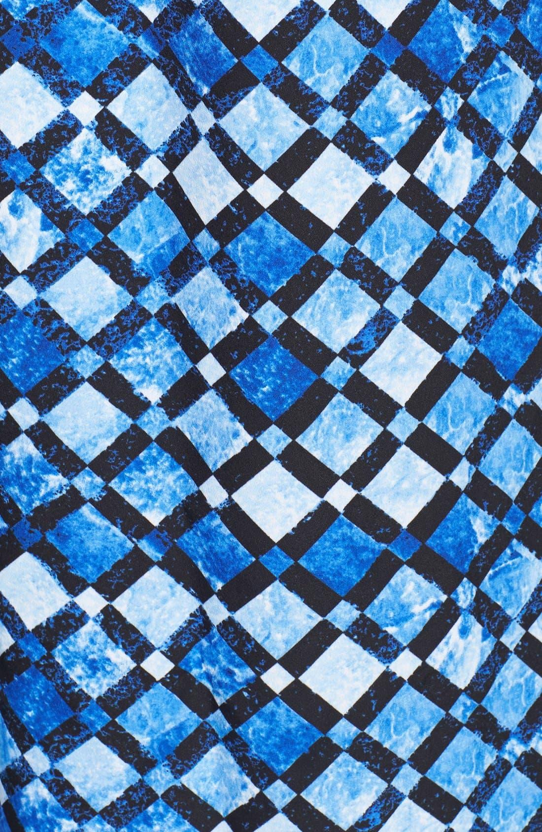 Alternate Image 3  - MICHAEL Michael Kors Print Maxi Dress (Plus Size)