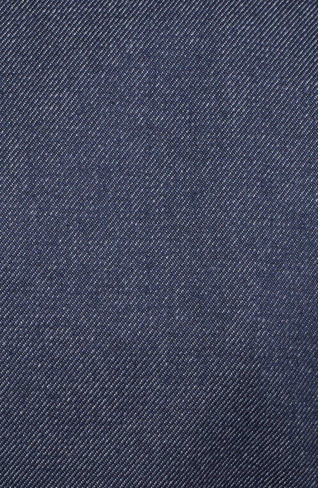 Alternate Image 4  - Michael Kors Puffer Denim Jacket