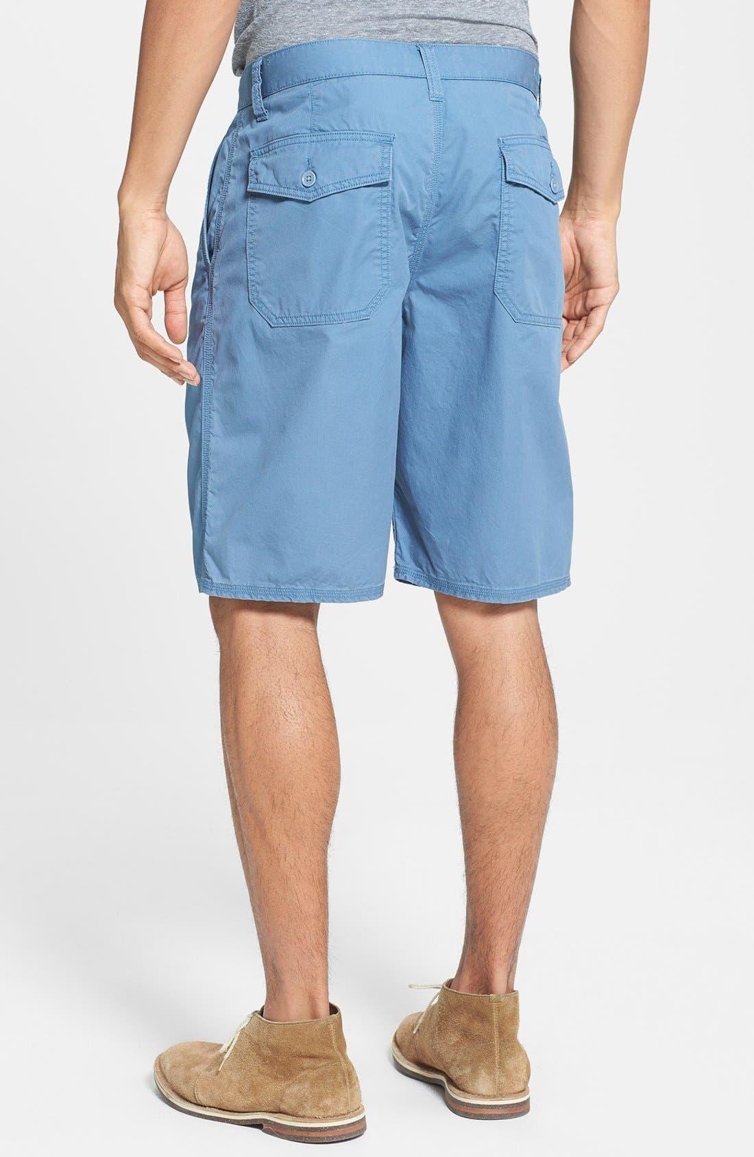 Alternate Image 2  - John Varvatos Star USA 'Triple Needle' Shorts
