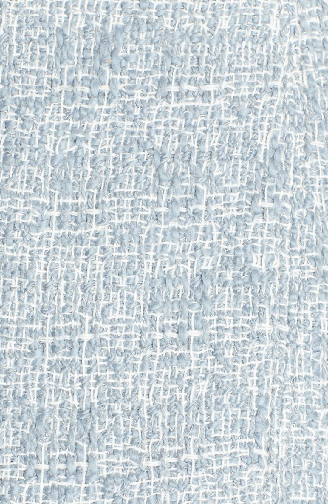 Alternate Image 3  - Rebecca Taylor Dual Zip Tweed Skirt