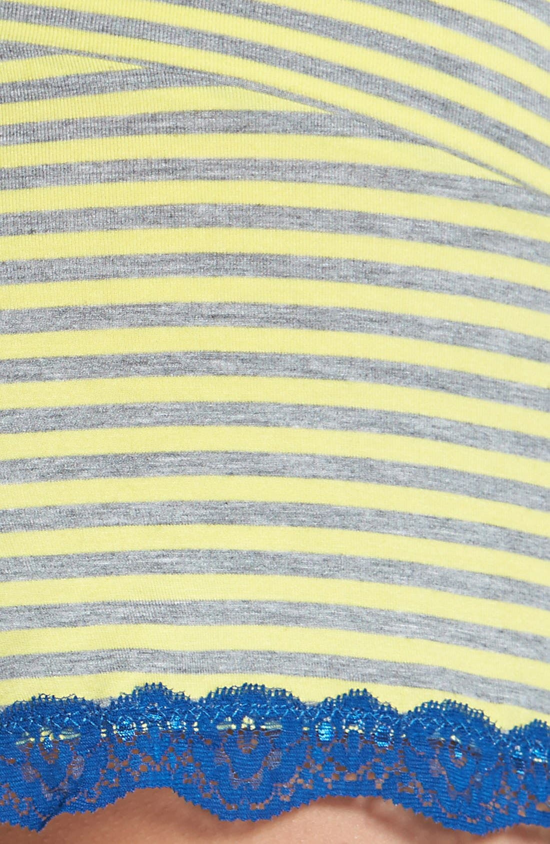Alternate Image 3  - Honeydew Intimates 'All American' Shorty Pajamas