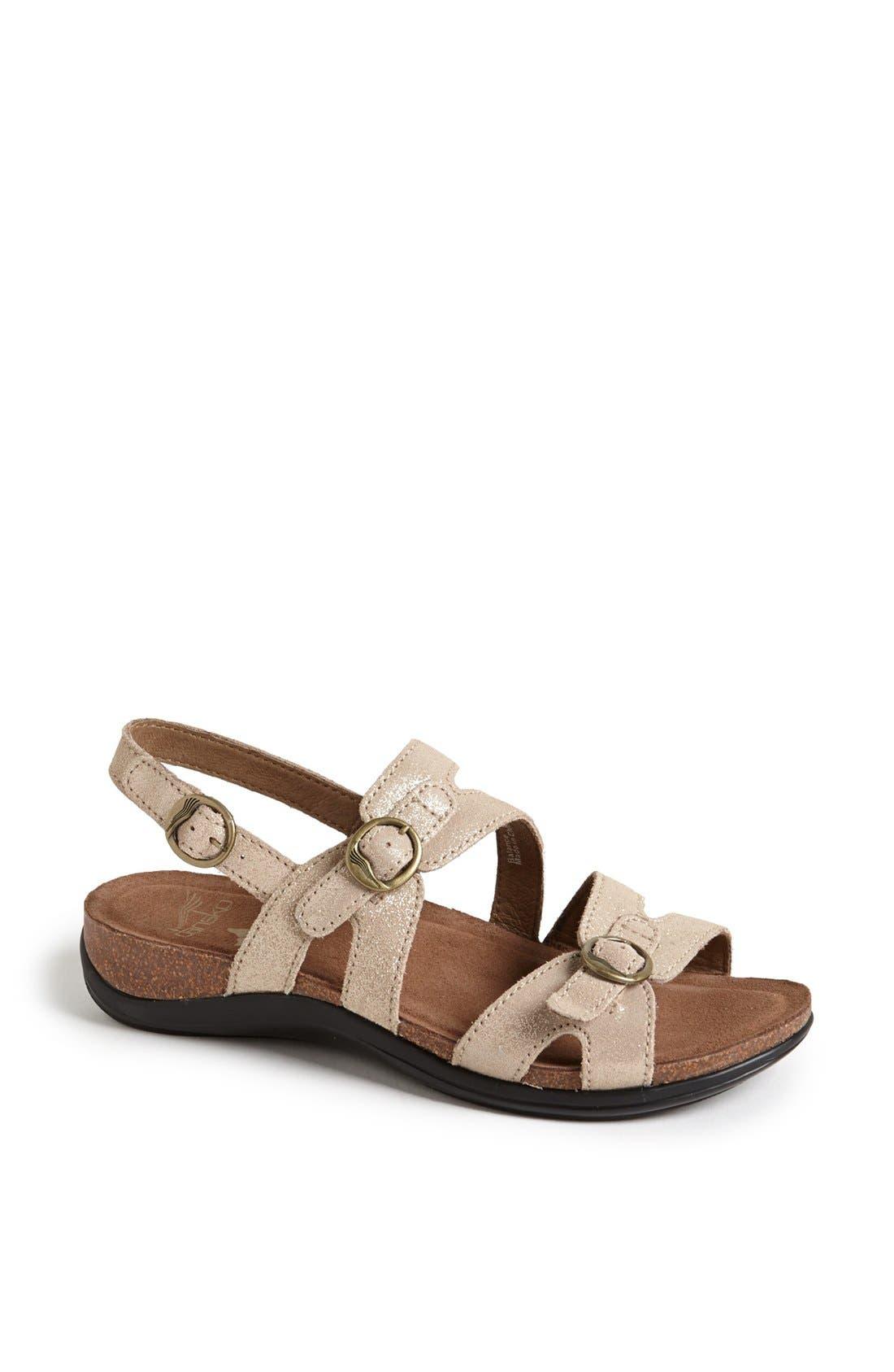 Alternate Image 1 Selected - Dansko 'Jameson' Leather Sandal
