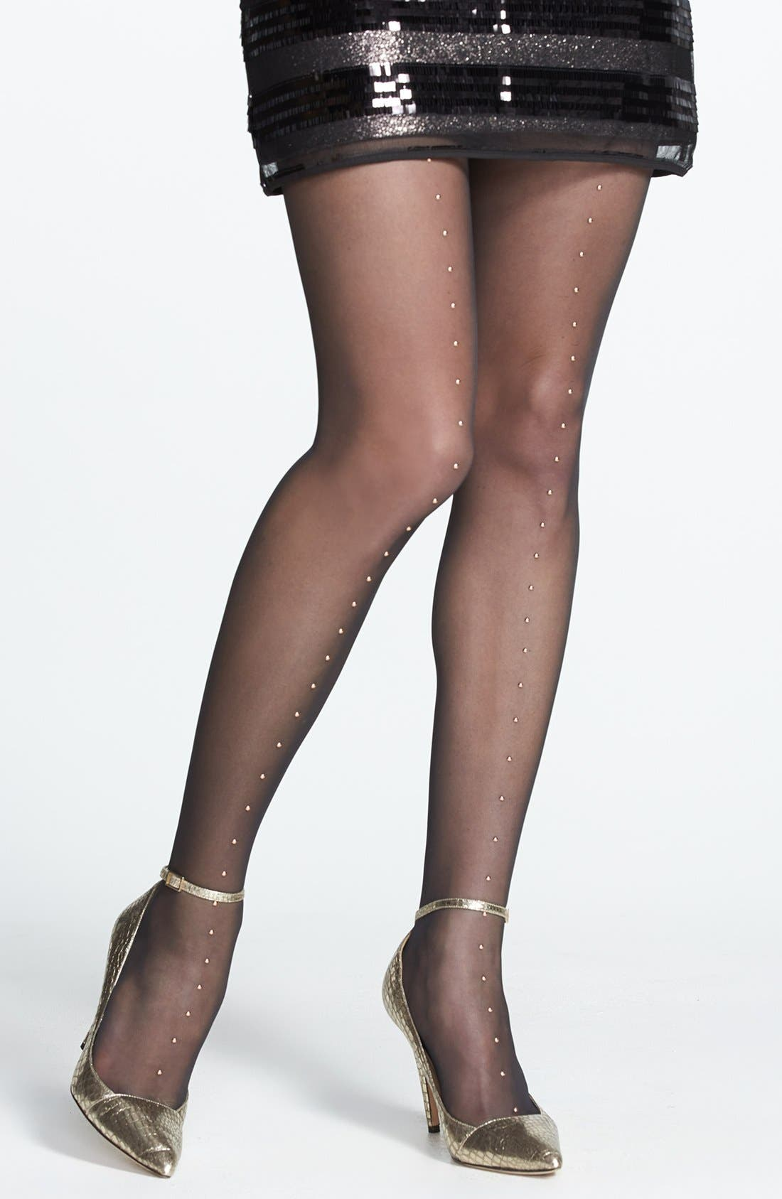Main Image - Wolford 'Natalie' Tights