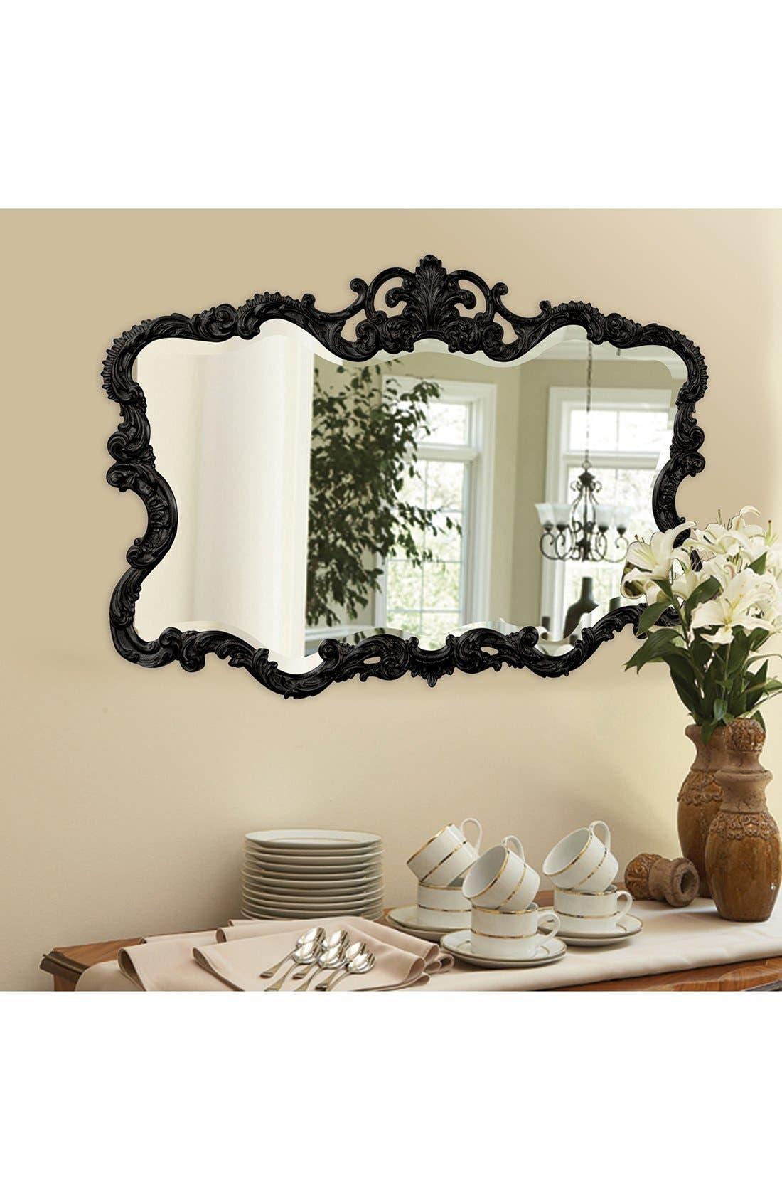 Alternate Image 3  - Howard Elliott Collection 'Talida' Glossy Frame Mirror