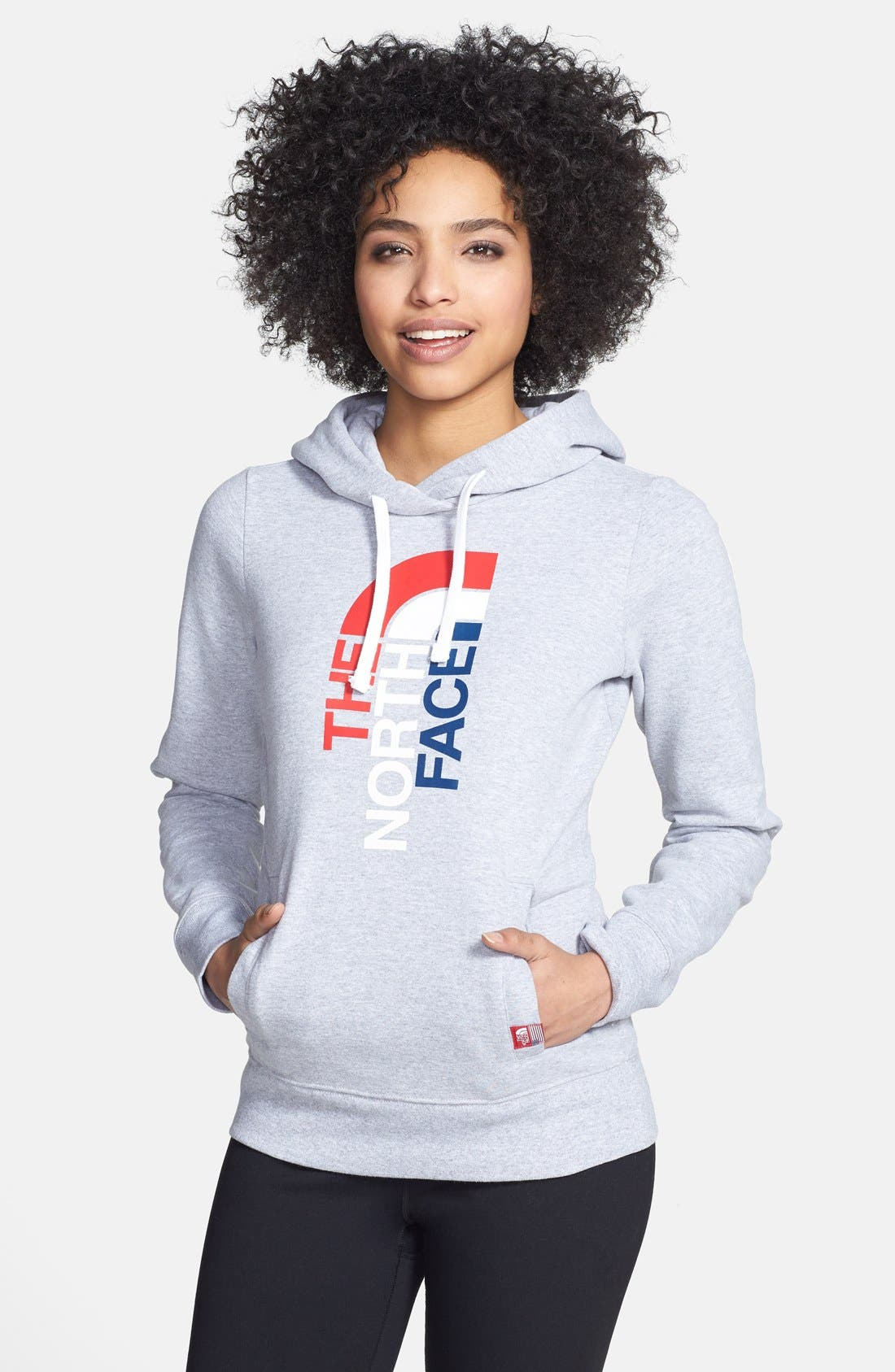 Main Image - The North Face Logo Hoodie