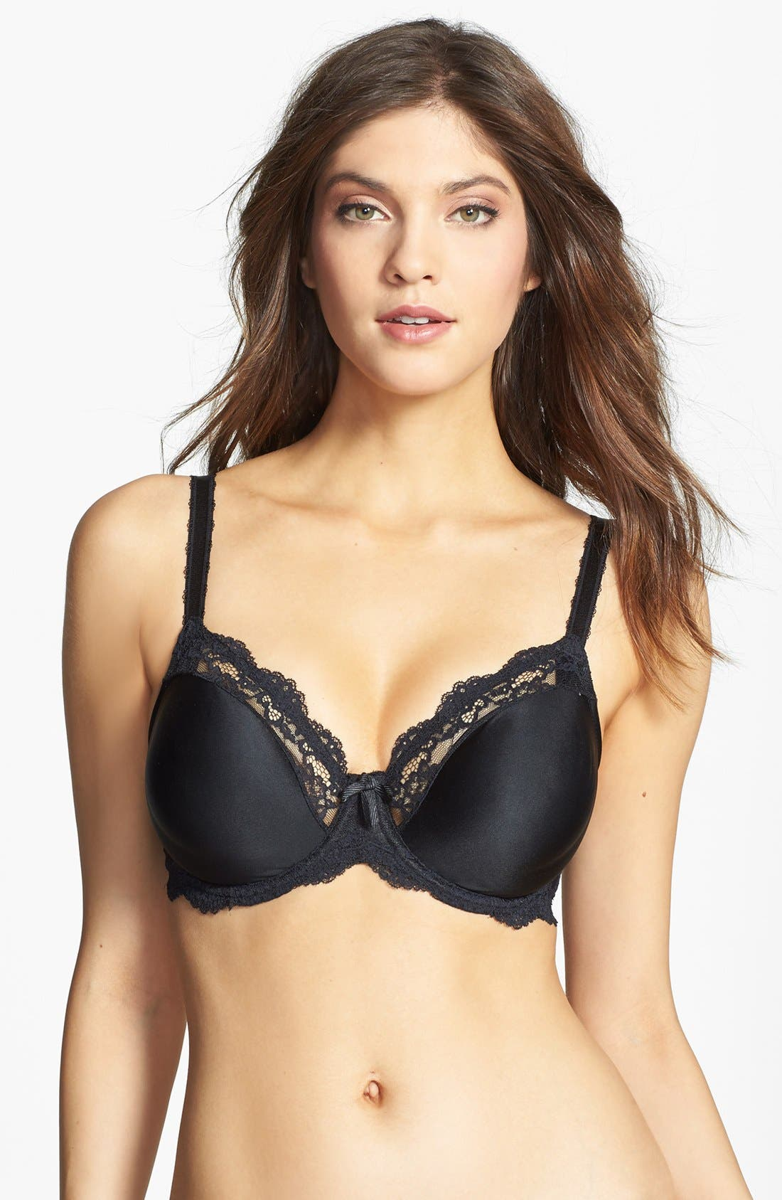 Main Image - Wacoal 'Supporting Role' Underwire Bra