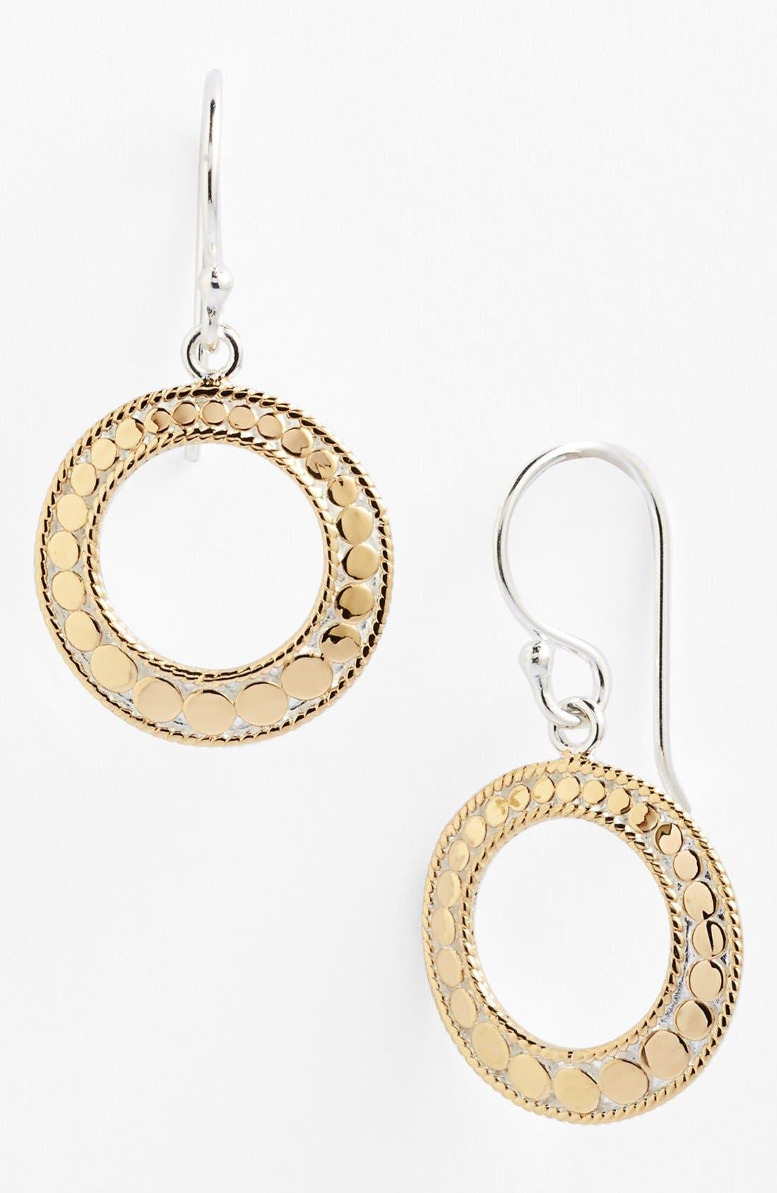 Main Image - Anna Beck 'Gili' Circle Drop Earrings