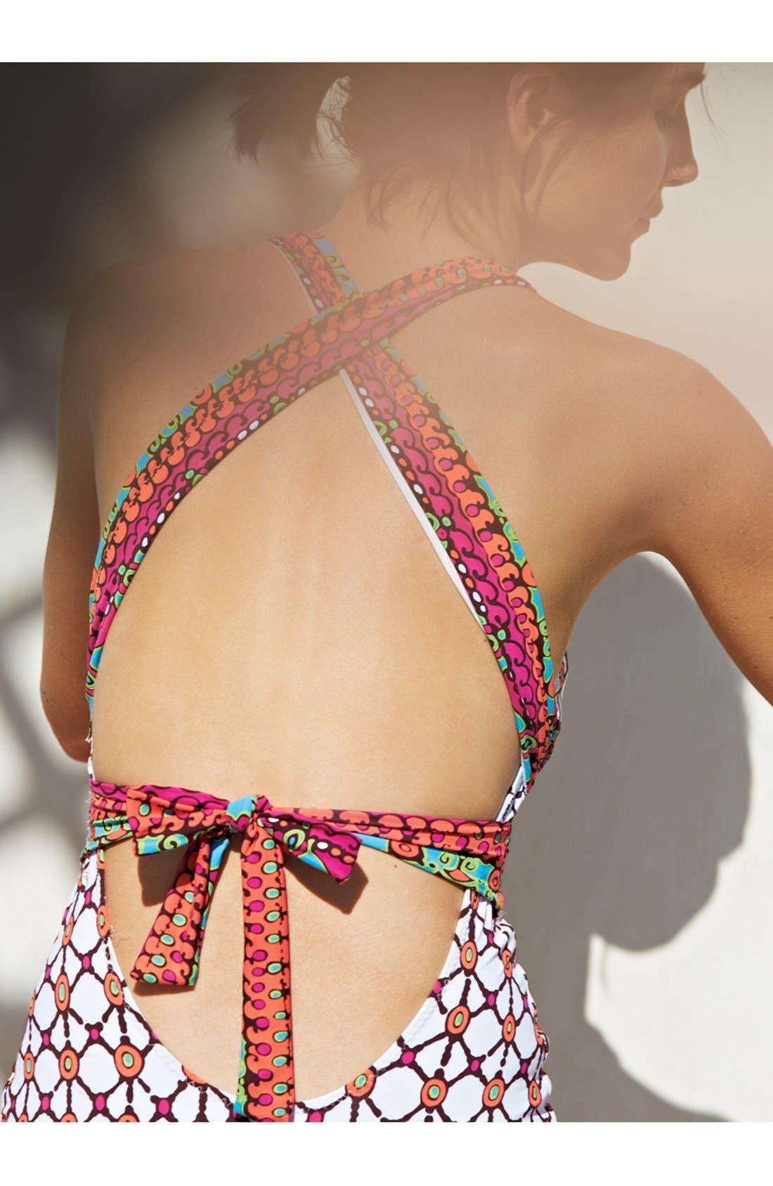 Alternate Image 5  - Trina Turk 'Venice Beach' One-Piece Swimsuit