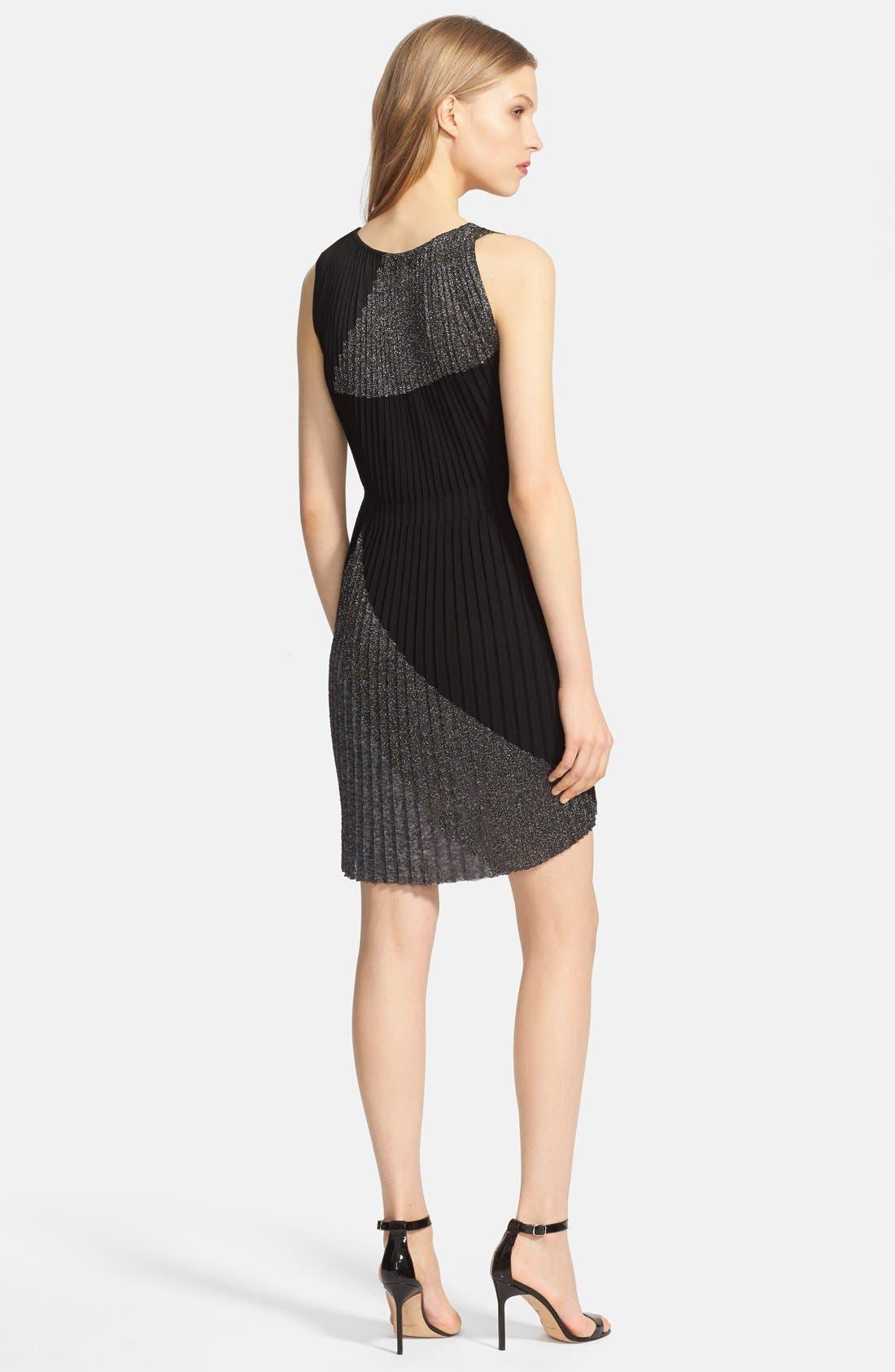 Alternate Image 2  - Missoni Geometric Plissé Dress