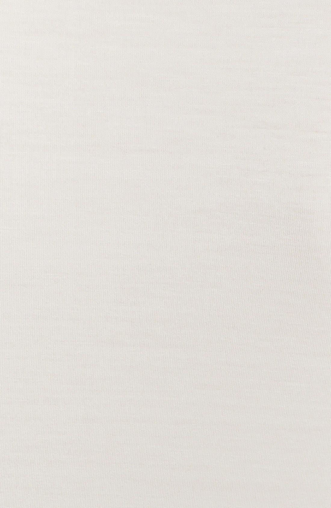 Alternate Image 3  - Max Mara 'Caprice' Surplice Jersey Top