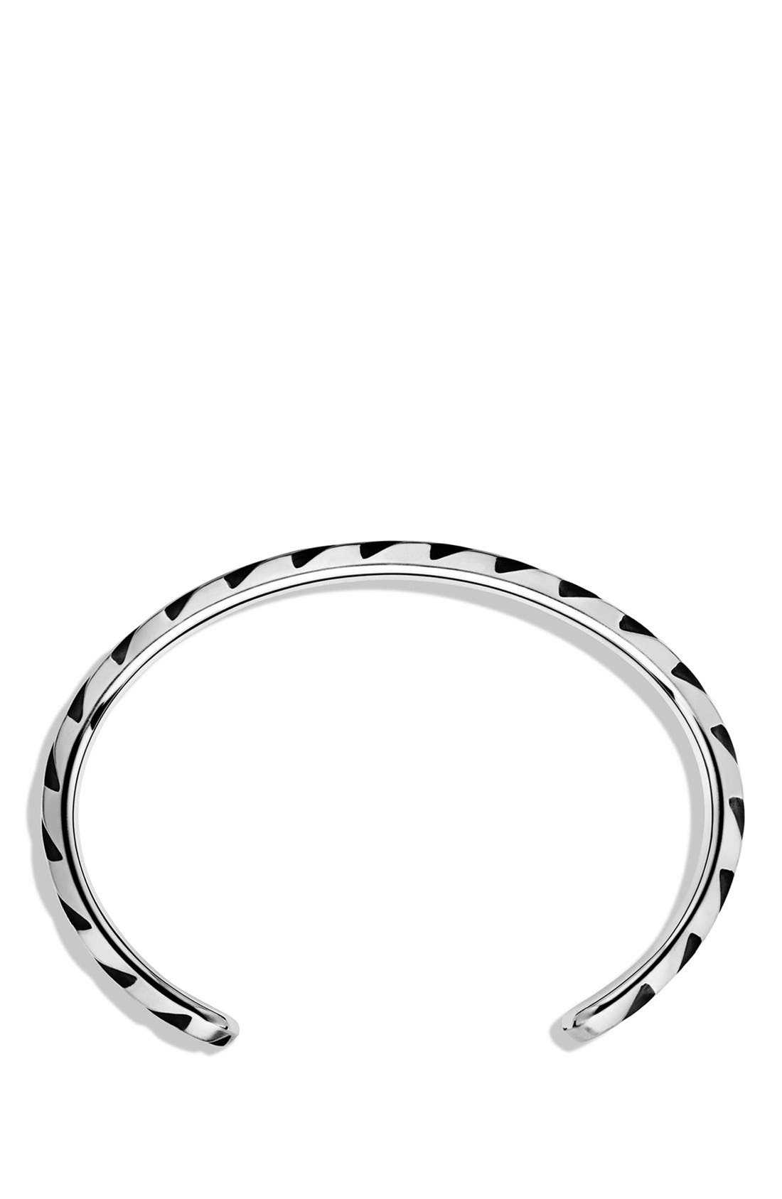 Alternate Image 2  - David Yurman 'Cable' Modern Cable Cuff