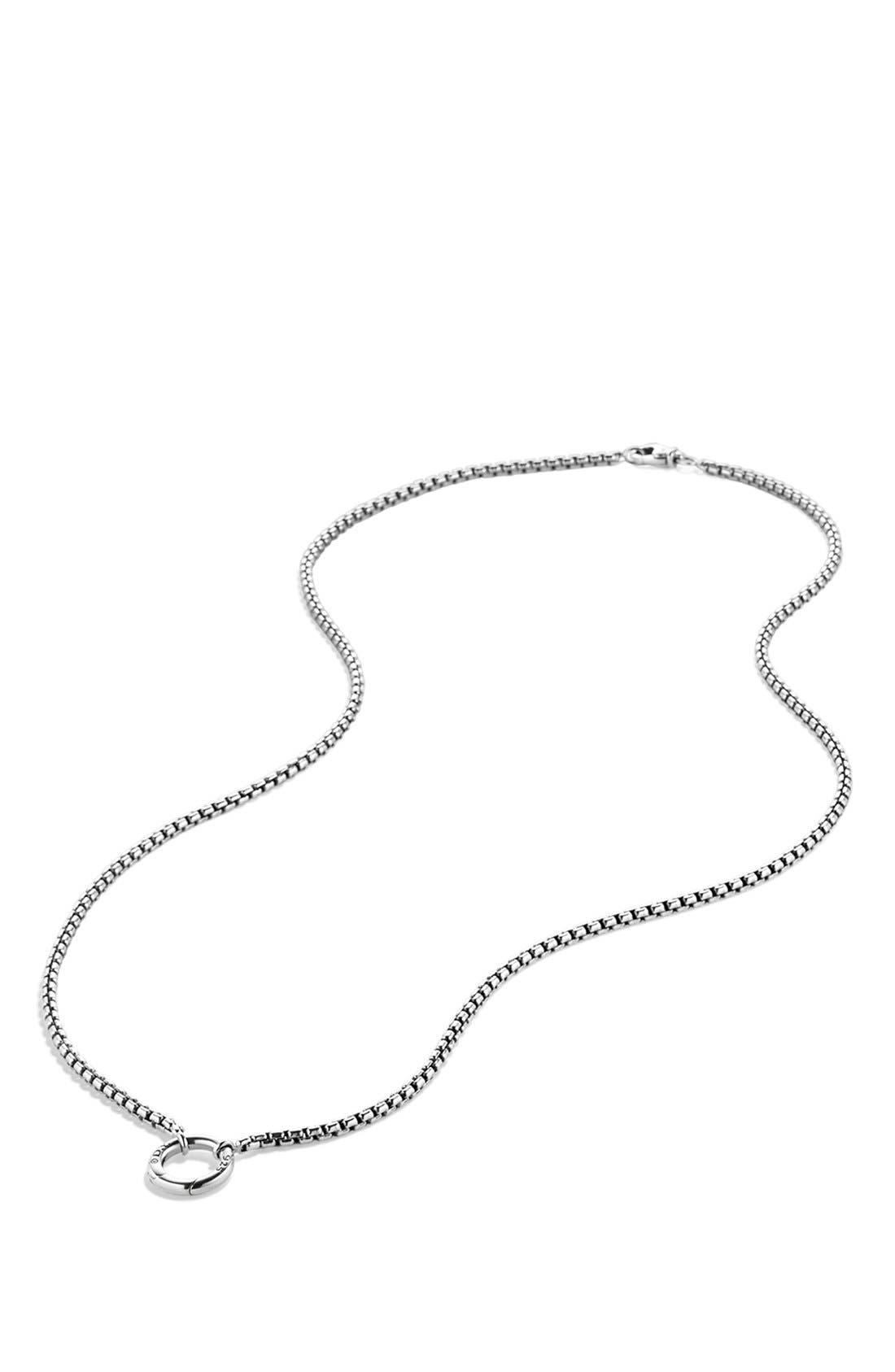 Alternate Image 2  - David Yurman 'Chain' Charm Chain Necklace