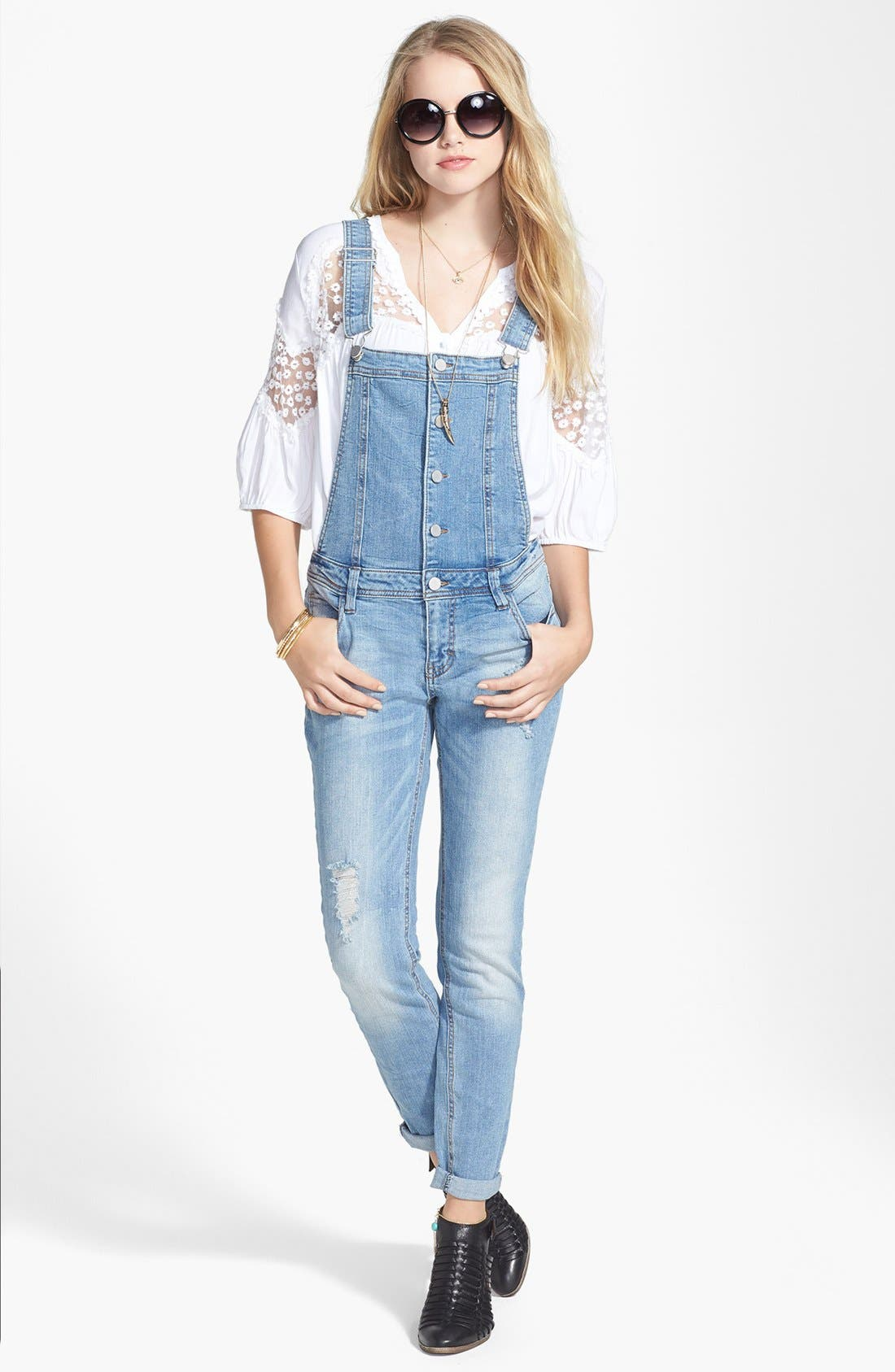 Main Image - Fire Overalls & Angie Top