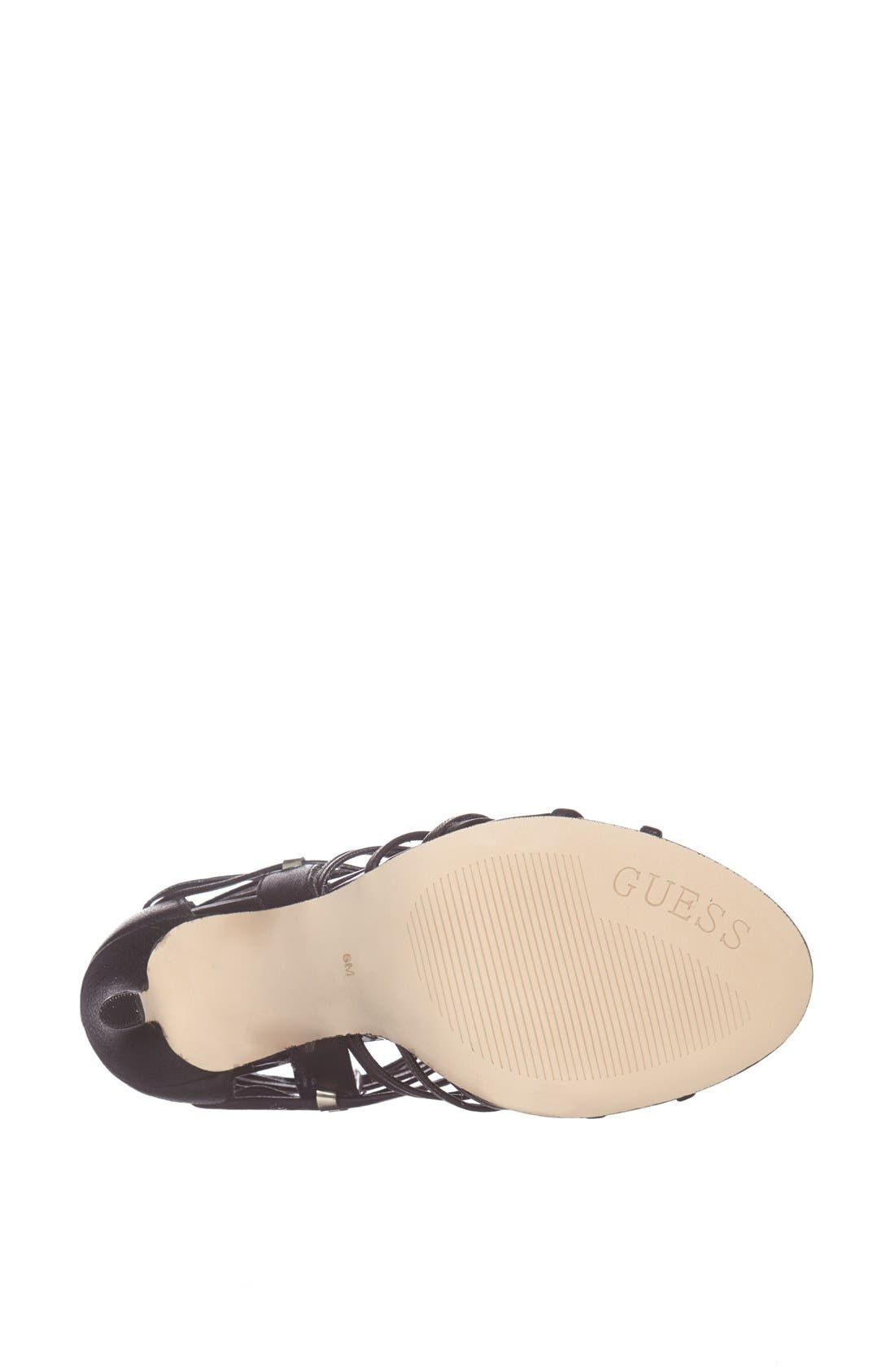 Alternate Image 4  - GUESS 'Leday' Sandal