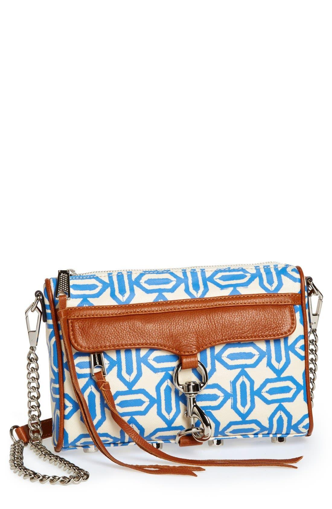 Alternate Image 1 Selected - Rebecca Minkoff 'Mini MAC' Crossbody Bag