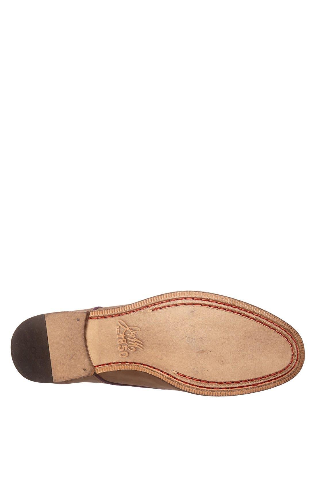 Alternate Image 4  - J&M 1850 'Donegan' Plain Toe Derby (Online Only)